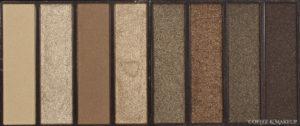 Covergirl Trunaked Goldens Eyeshadow Palette