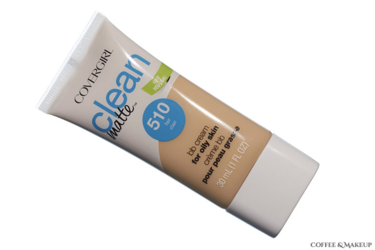 Covergirl Clean Matte BB Cream Review