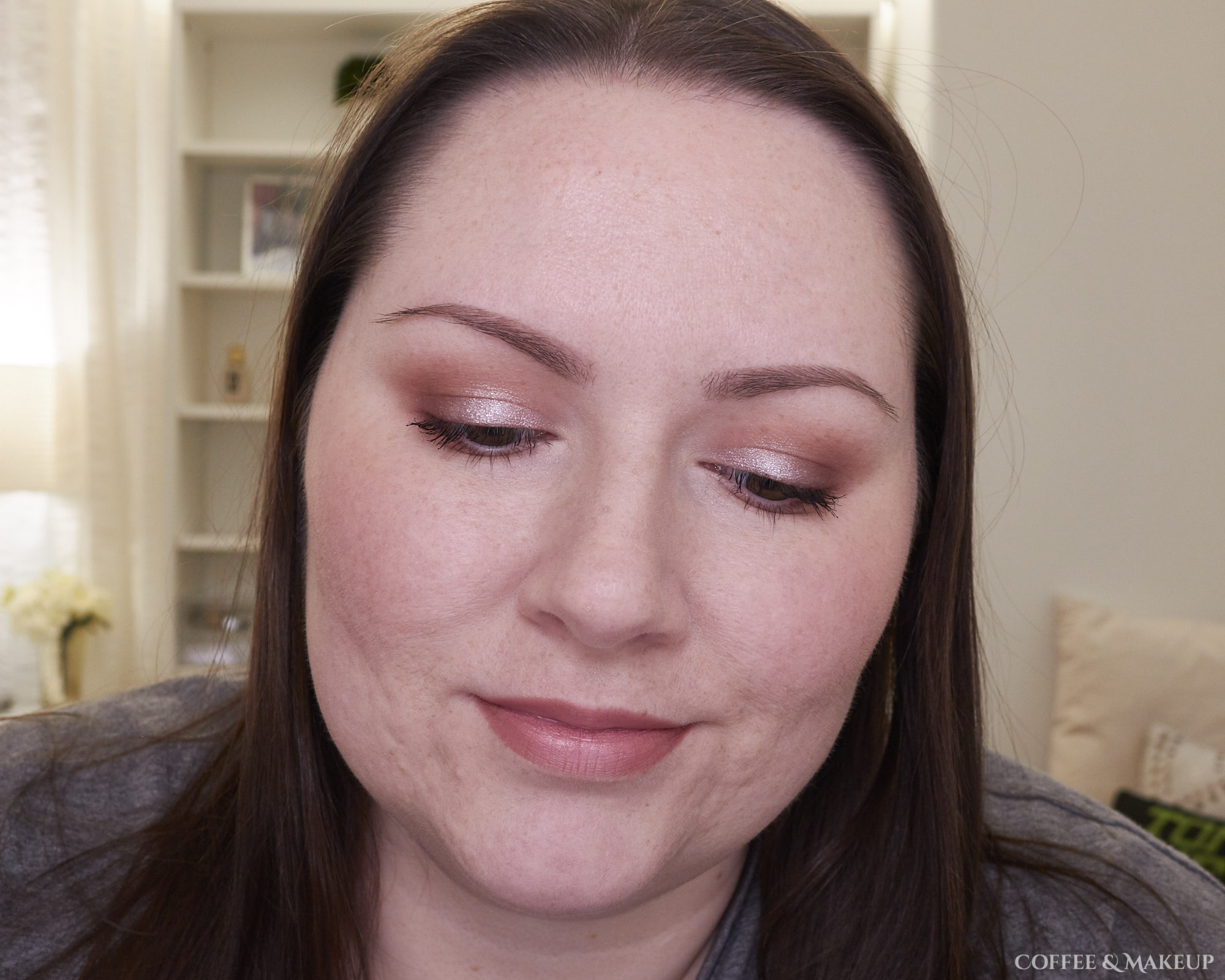 Today's Makeup - February 17, 2018