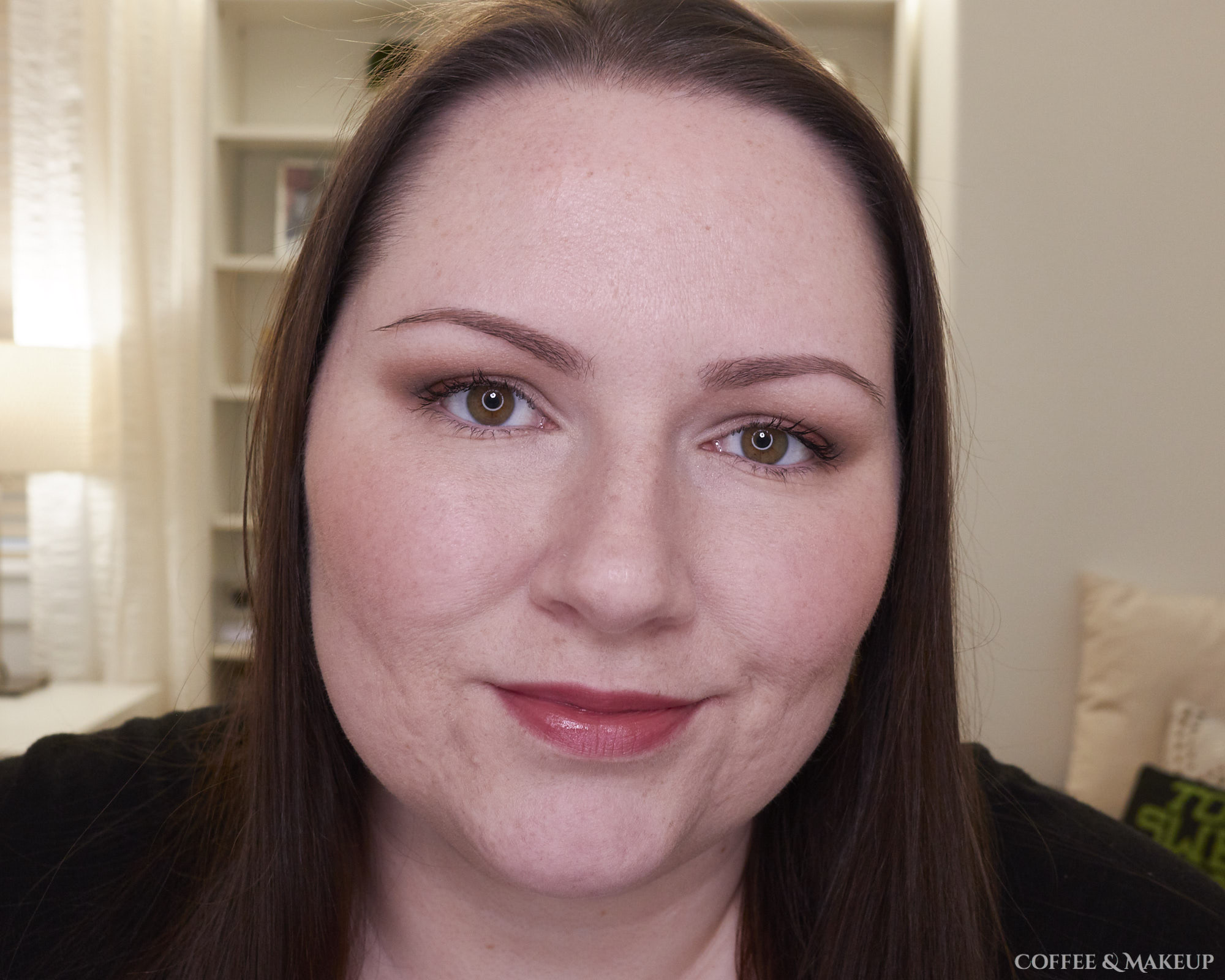 Today's Makeup - February 18, 2018