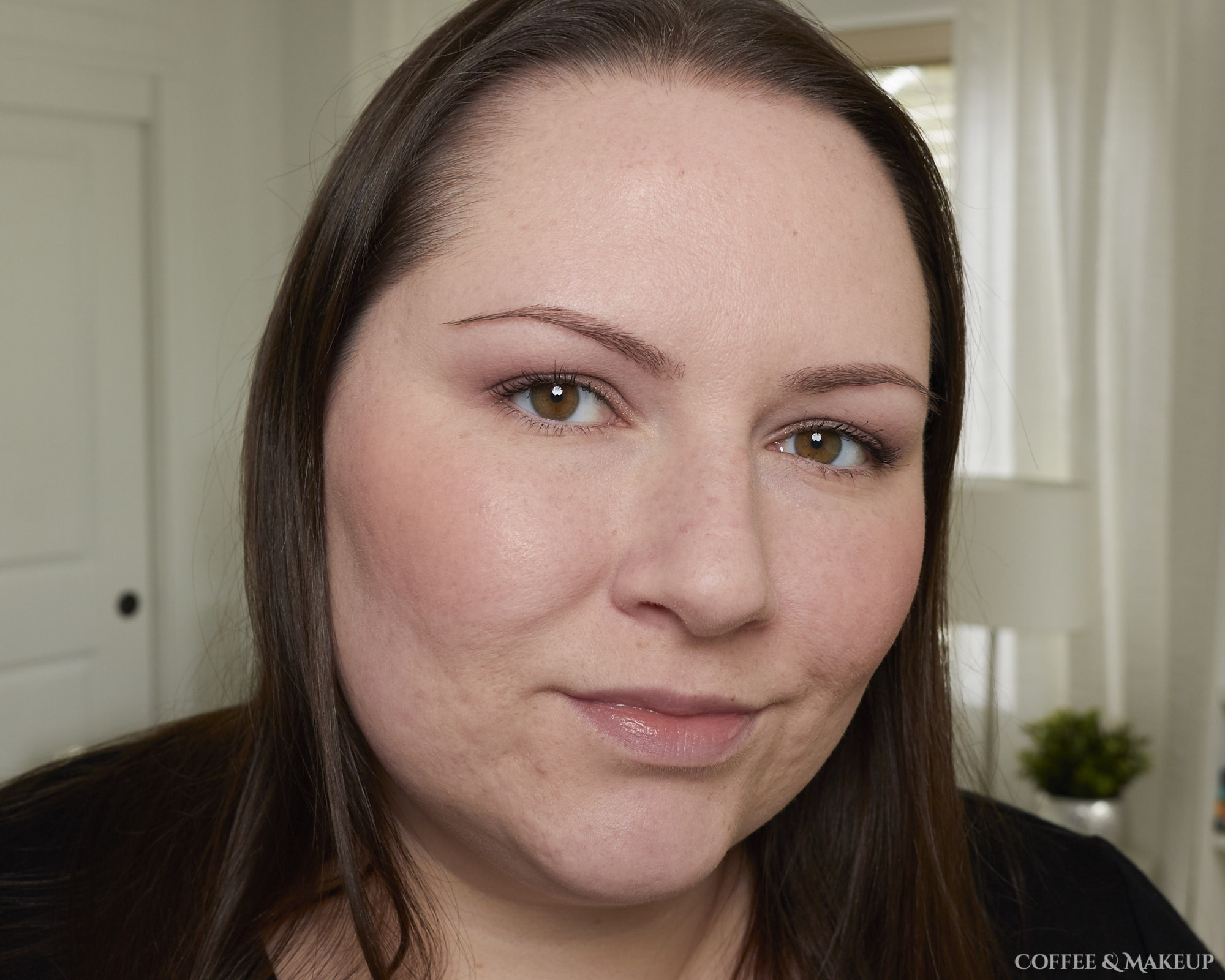 Wearing Gold Rush | Benefit Blush Bar Cheek Palette