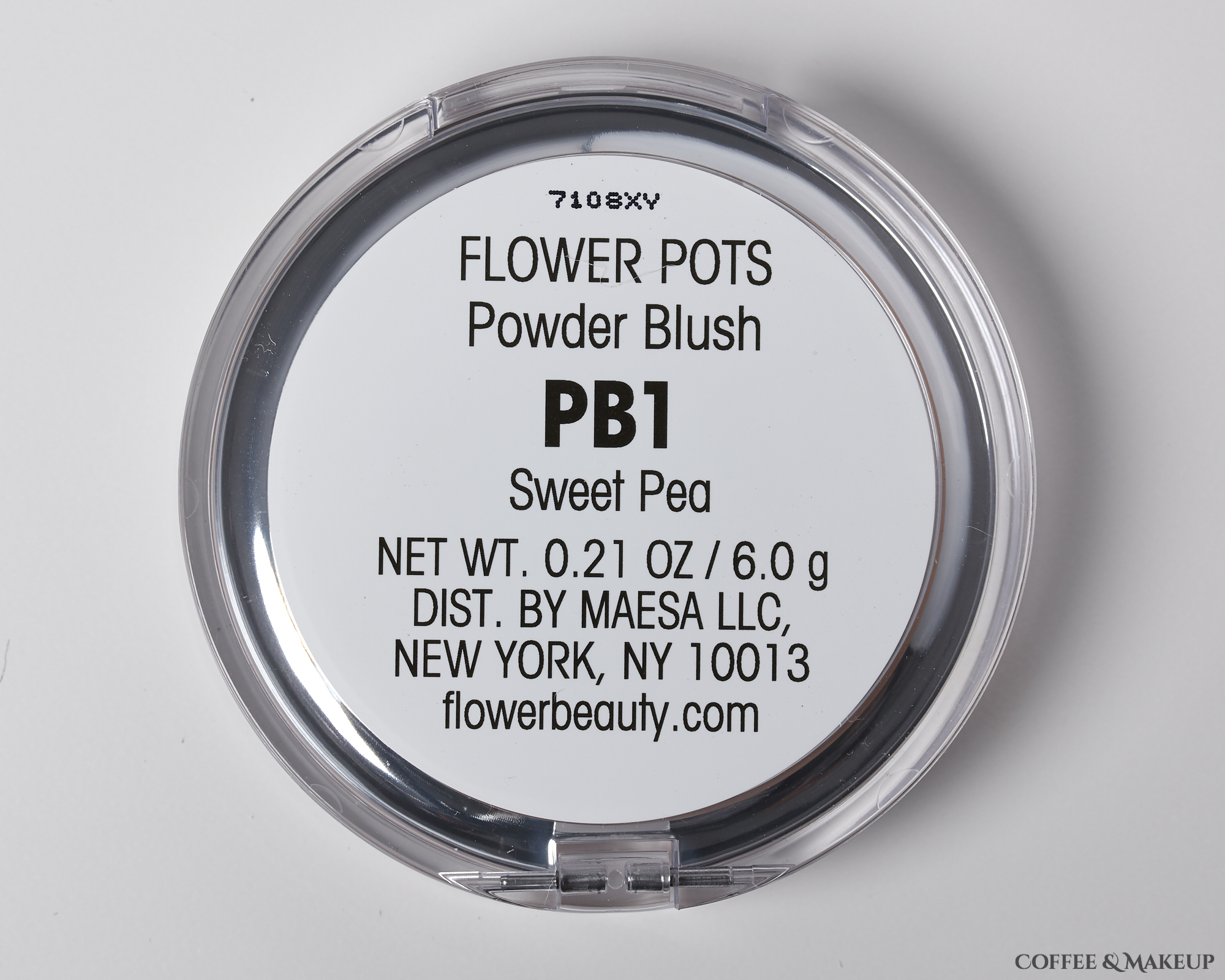 Sweet Pea | Flower Beauty Flower Pots Blush