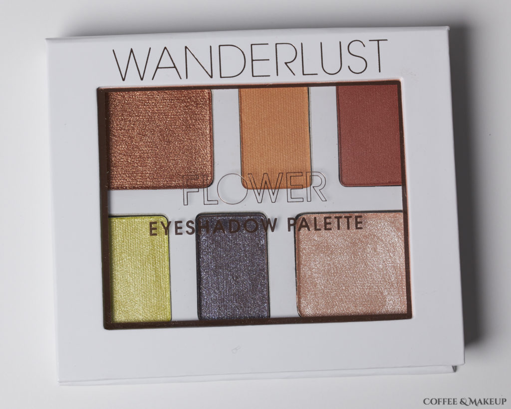 Flower Beauty Austin Downtown Dusk Wanderlust Eyeshadow Palette