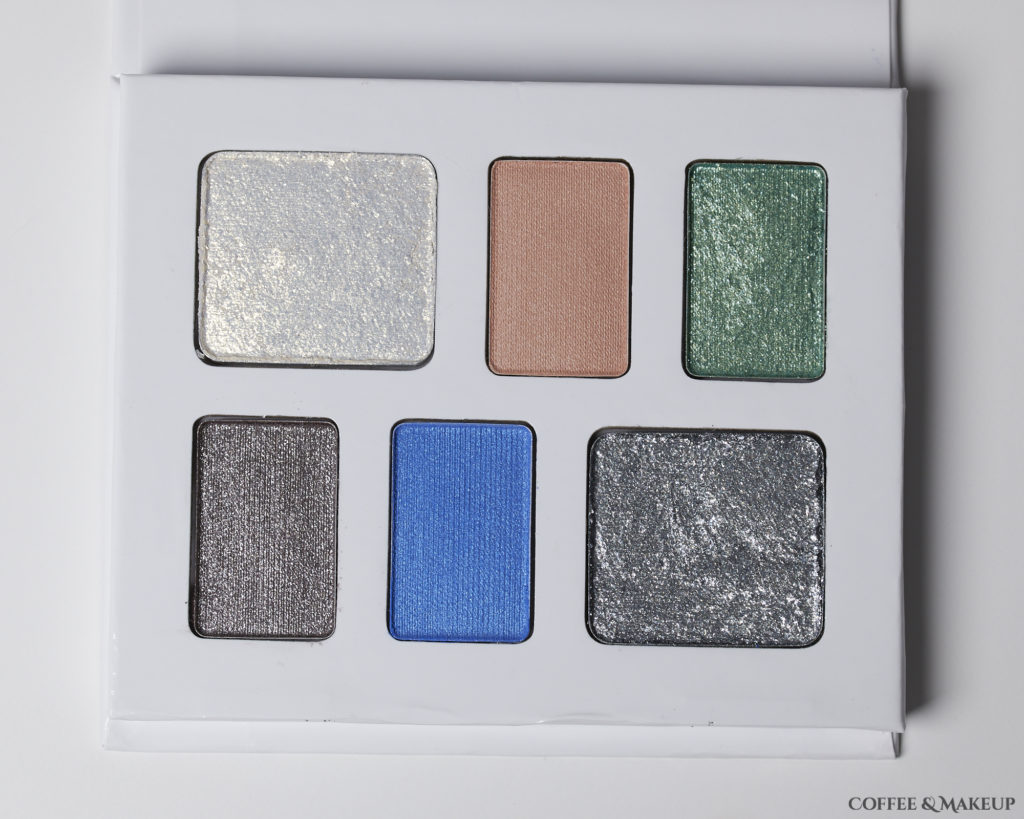 Flower Beauty LA Hollywood Hills Wanderlust Eyeshadow Palette