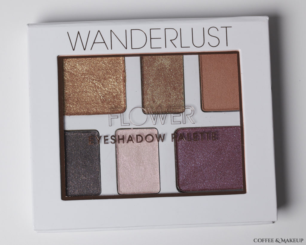 Flower Beauty NYC Midnight Manhattan Wanderlust Eyeshadow Palette