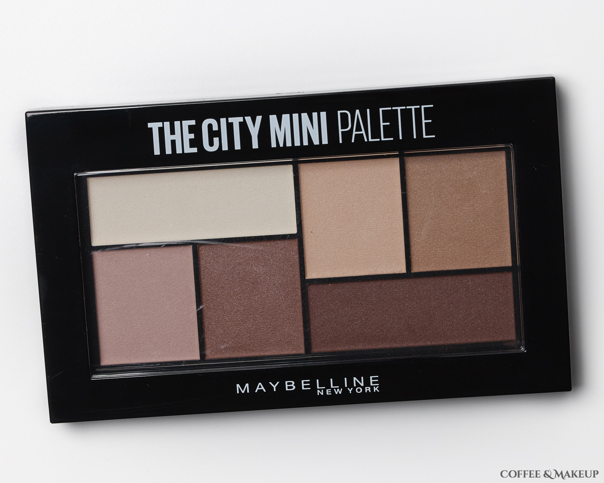 Maybelline Matte About Town City Mini Palette