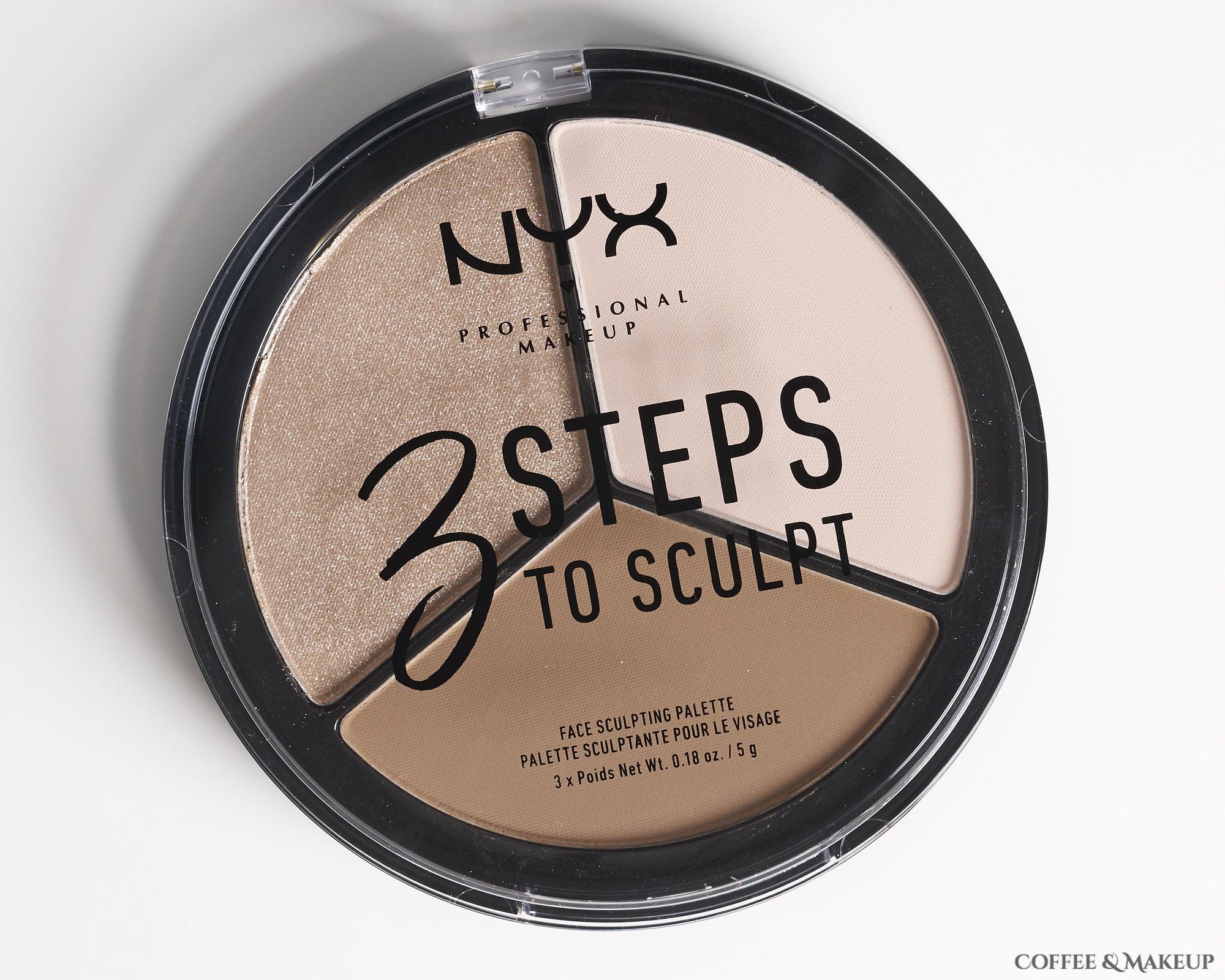 Fair | NYX 3 Steps To Sculpt