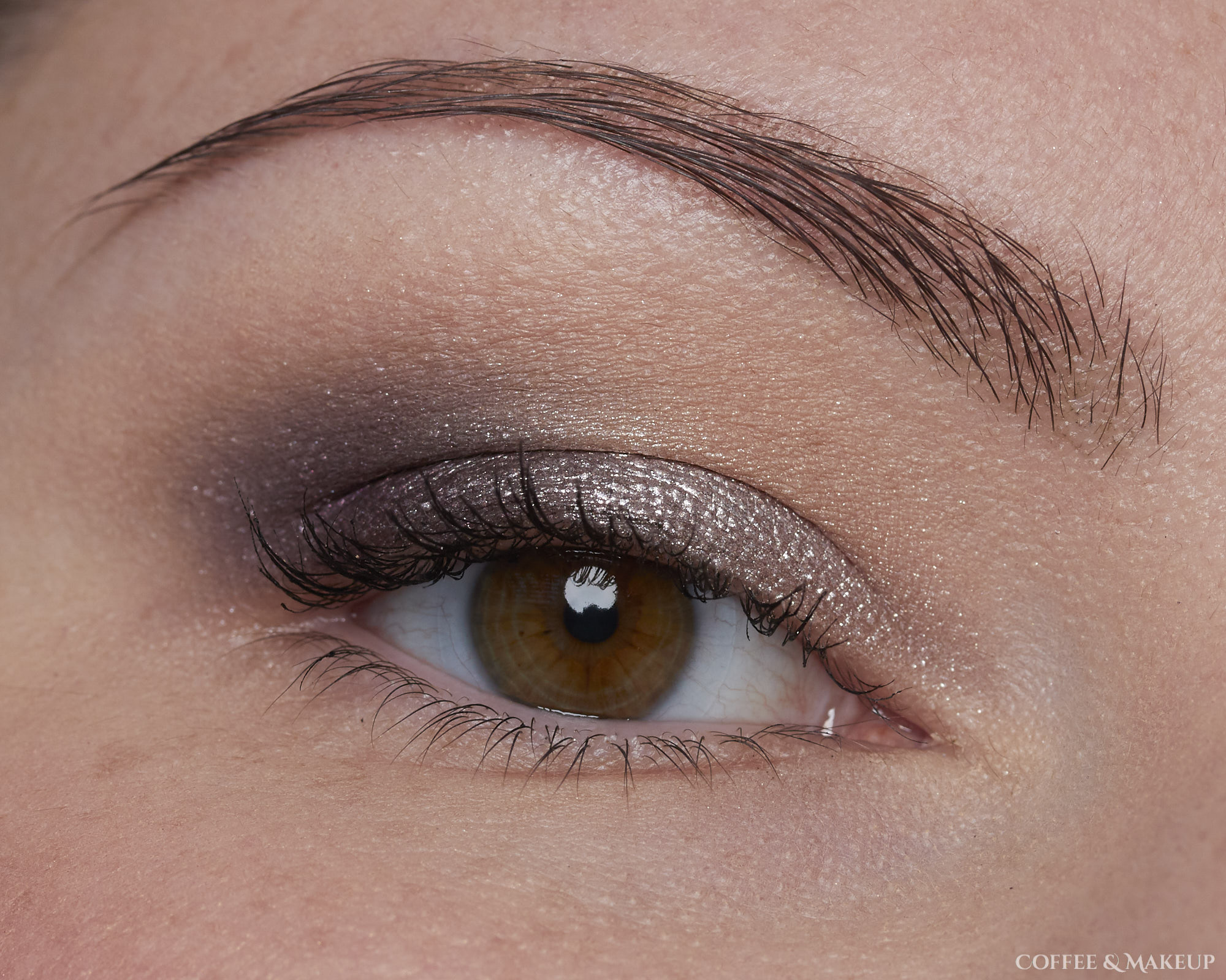 Revlon Bold Creme Eyeshadow Look
