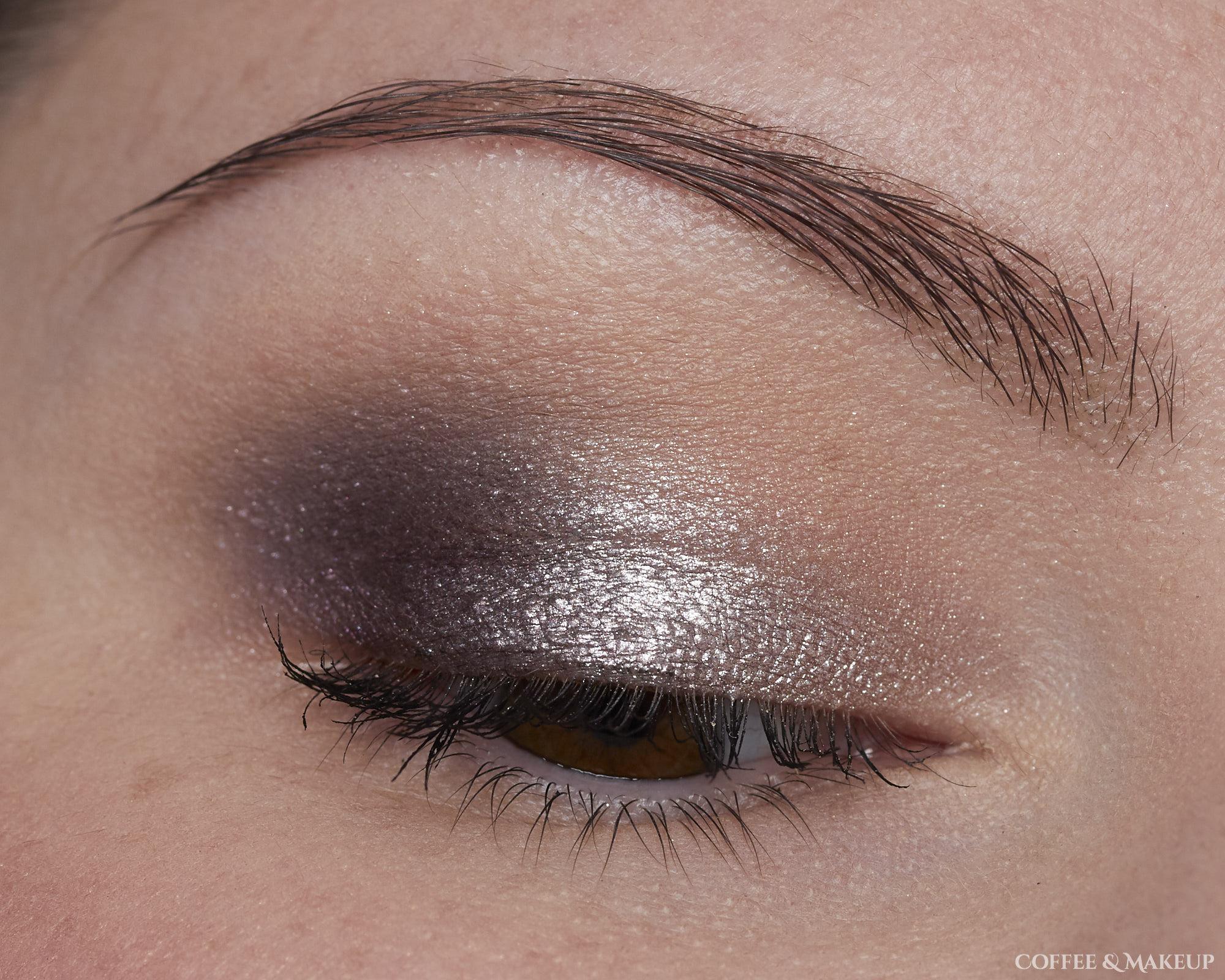 Revlon Bold Creme Eyeshadow Look