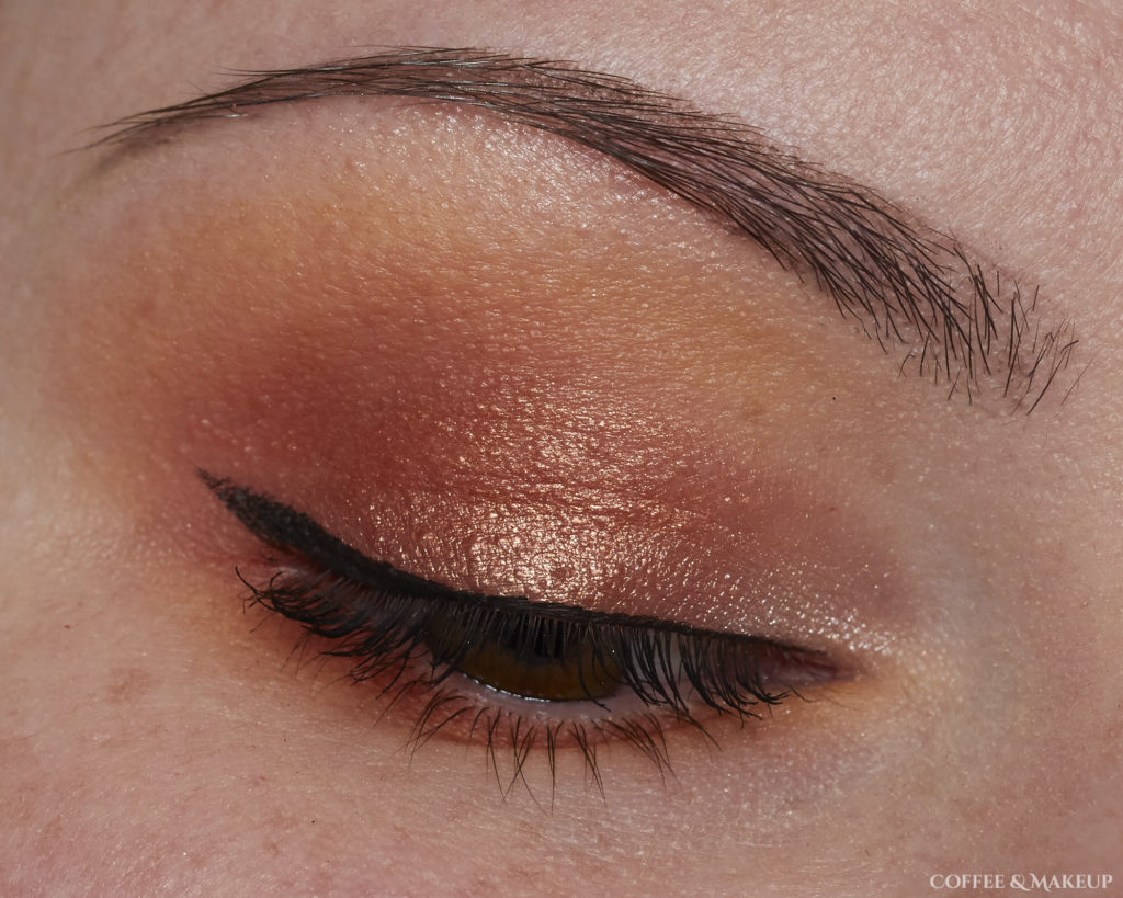 Flower Beauty Wanderlust (Austin - Downtown Dusk) Palette Look