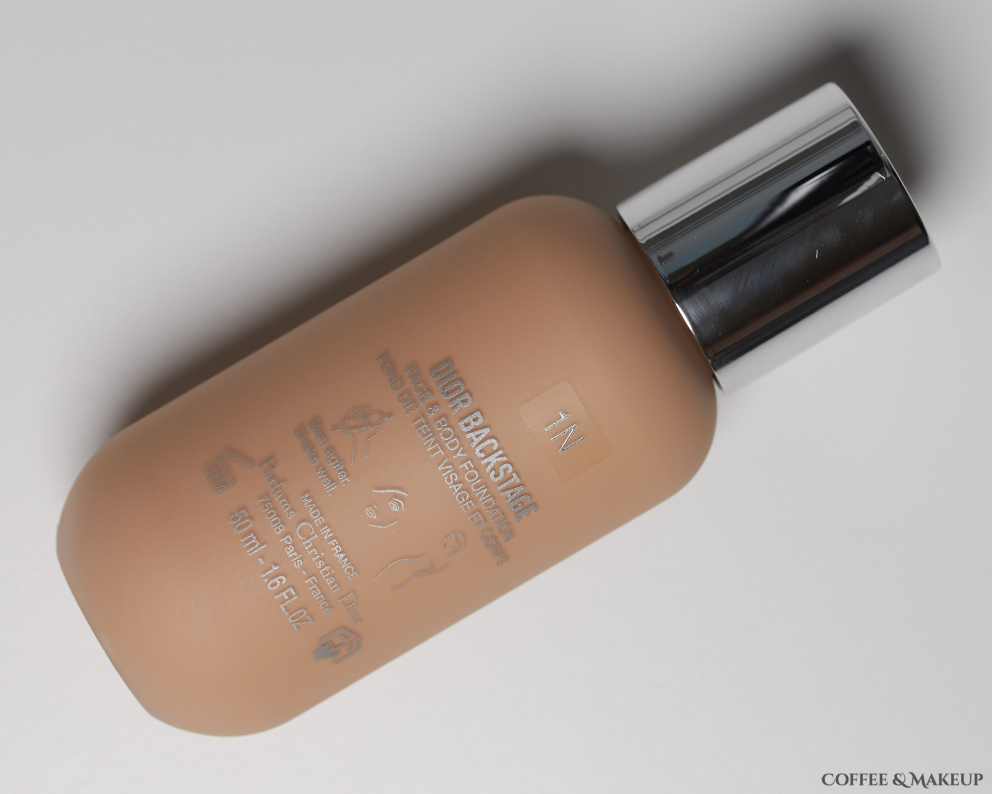 1N | Dior Backstage Face and Body Foundation