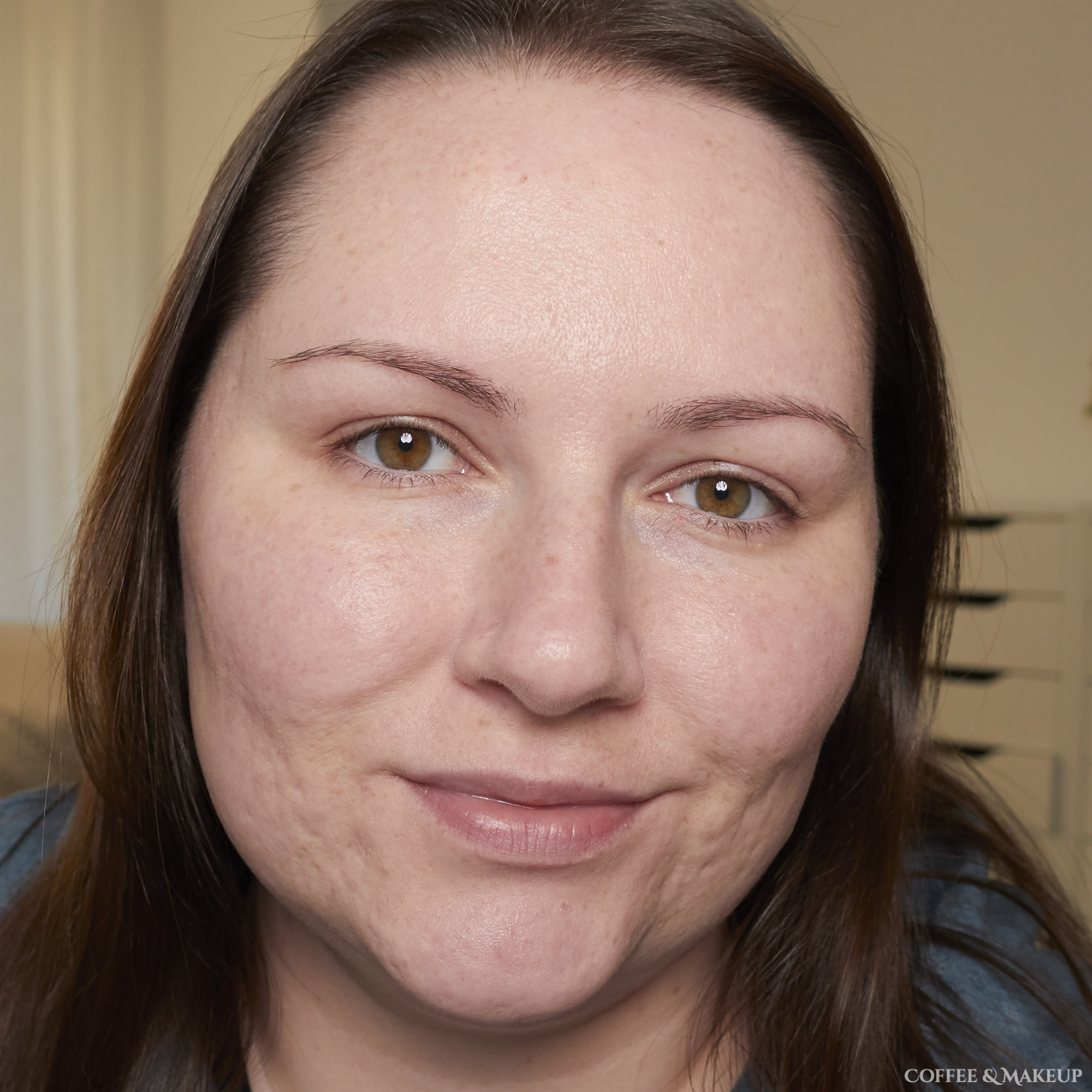 After | Dior Backstage Face and Body Foundation in 1N