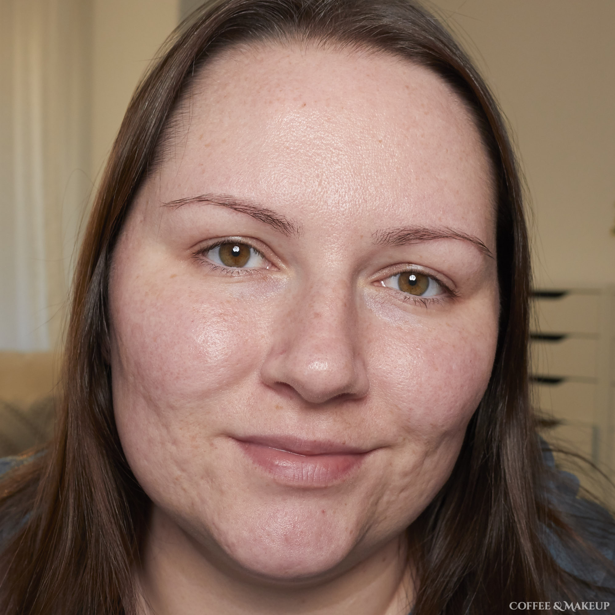 Before | Dior Backstage Face and Body Foundation in 1N