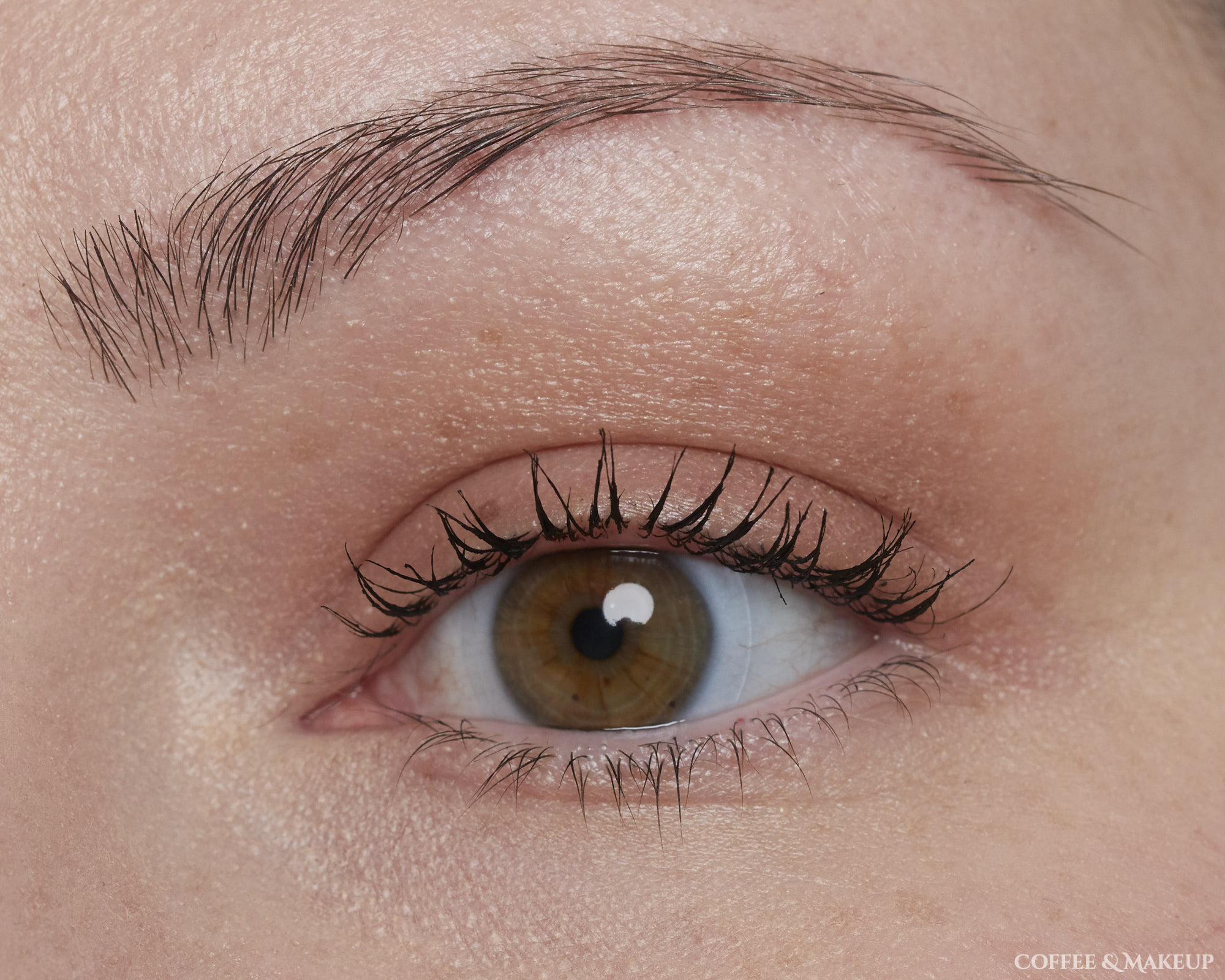 After | Loreal Unlimited Mascara