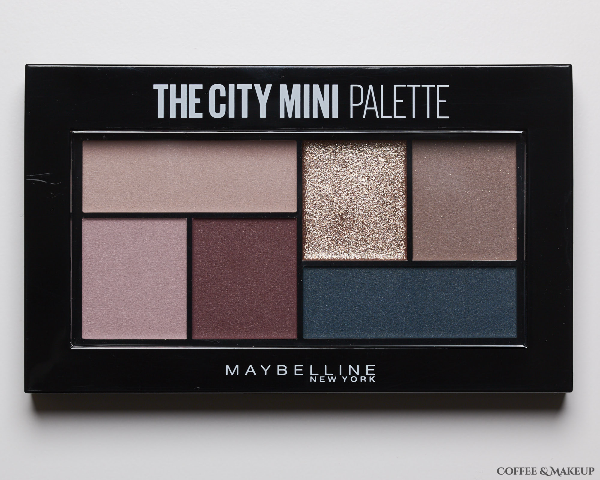 Maybelline Diamond District City Mini Palette