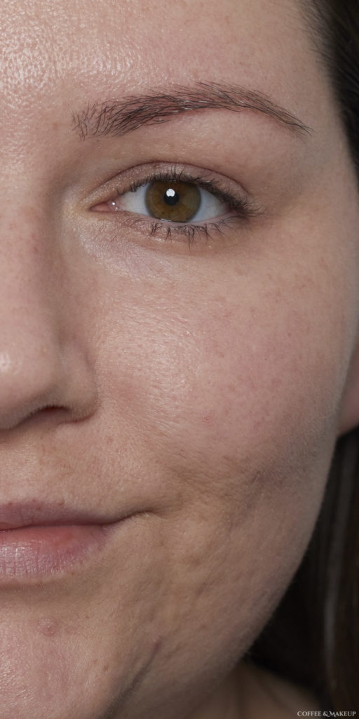 After 2 Layers | Revlon Candid Foundation