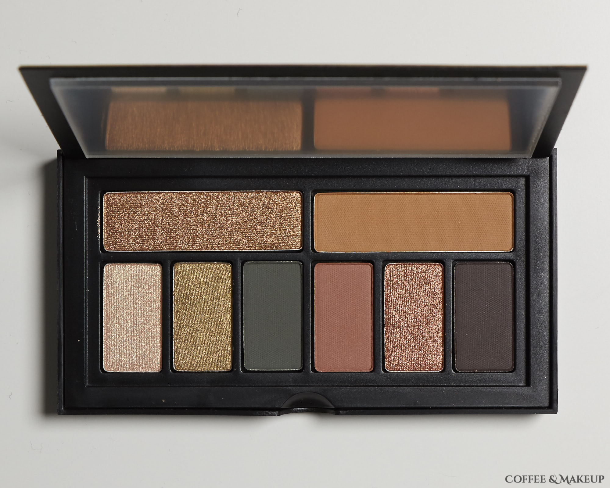 Smashbox Cover Shot Desert Eyeshadow Palette