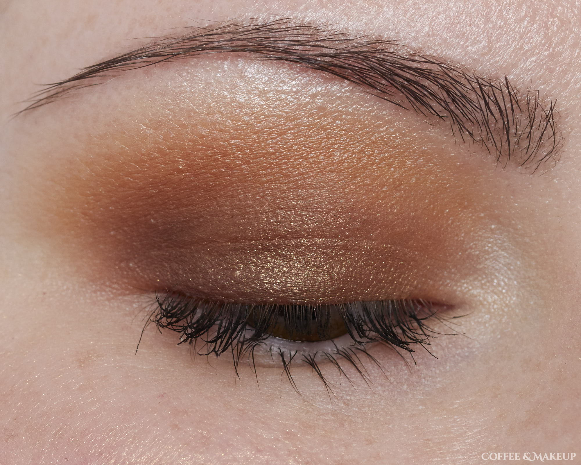 EOTD Ft. Urban Decay Naked Honey Palette