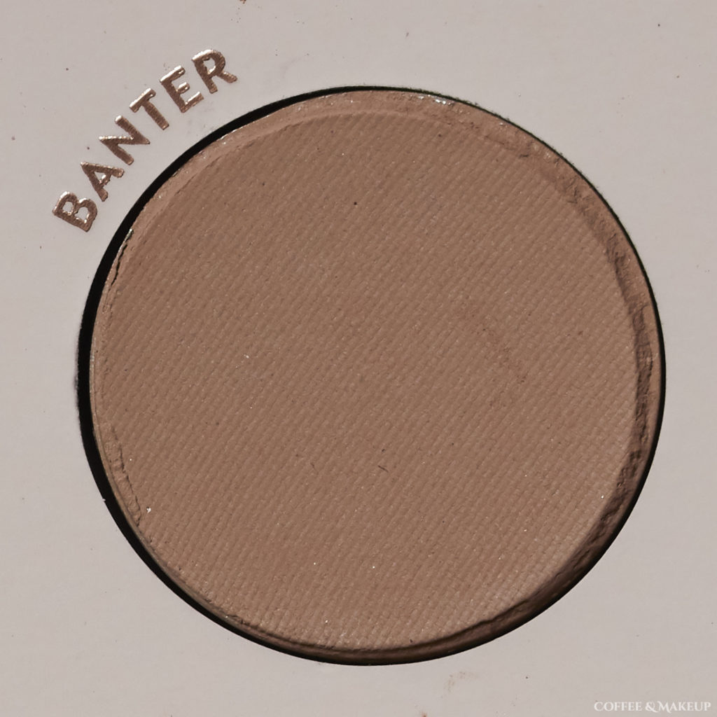 Banter | ColourPop Bare Necessities Palette