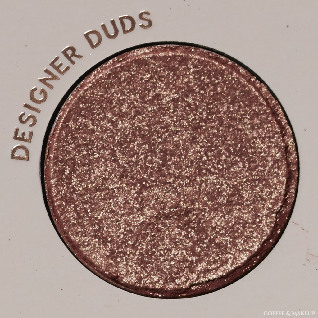 Designer Duds | ColourPop Bare Necessities Palette