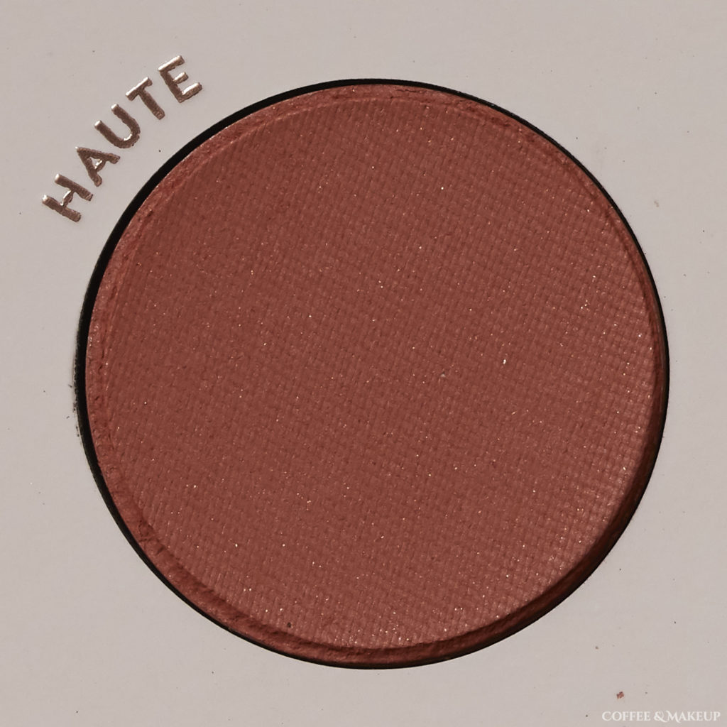 Haute | ColourPop Bare Necessities Palette
