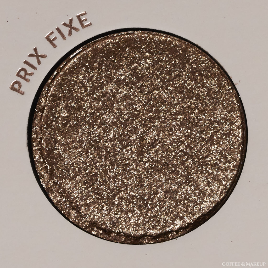 Prix Fixe | ColourPop Bare Necessities Palette