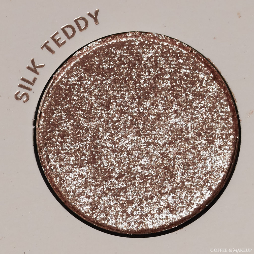 Silk Teddy | ColourPop Bare Necessities Palette