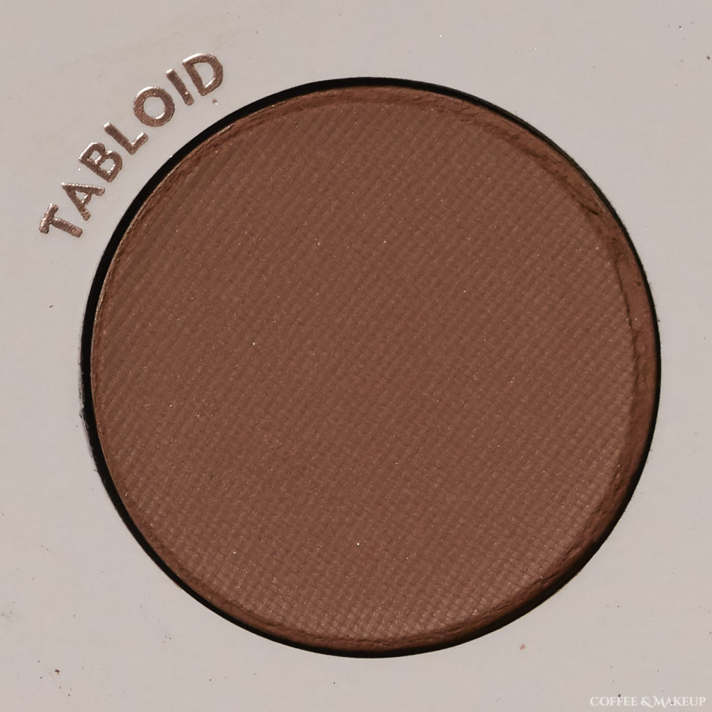 Tabloid | ColourPop Bare Necessities Palette