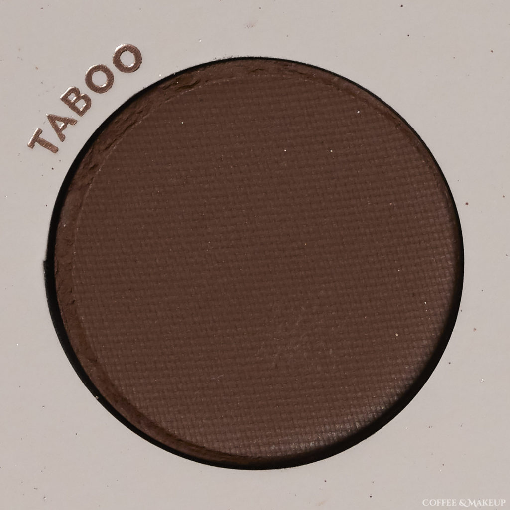 Taboo | ColourPop Bare Necessities Palette