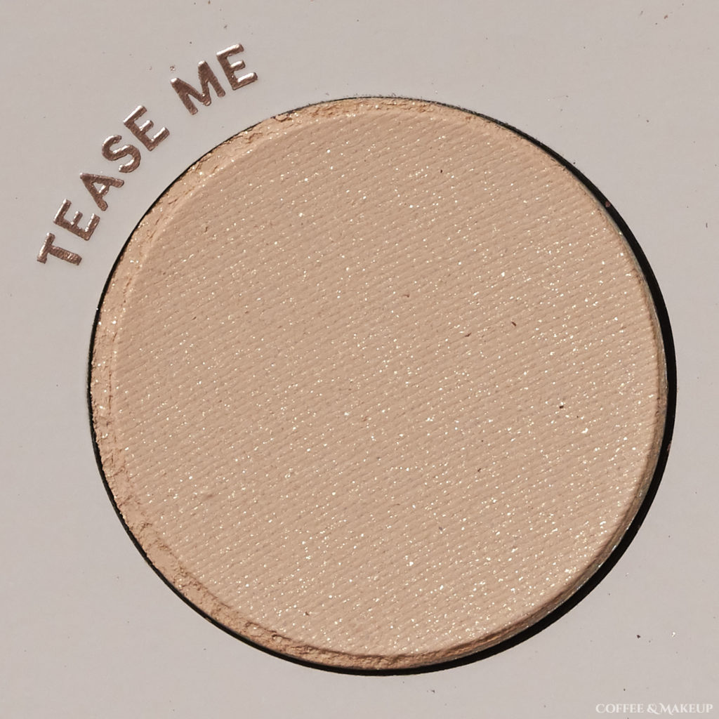 Tease Me | ColourPop Bare Necessities Palette