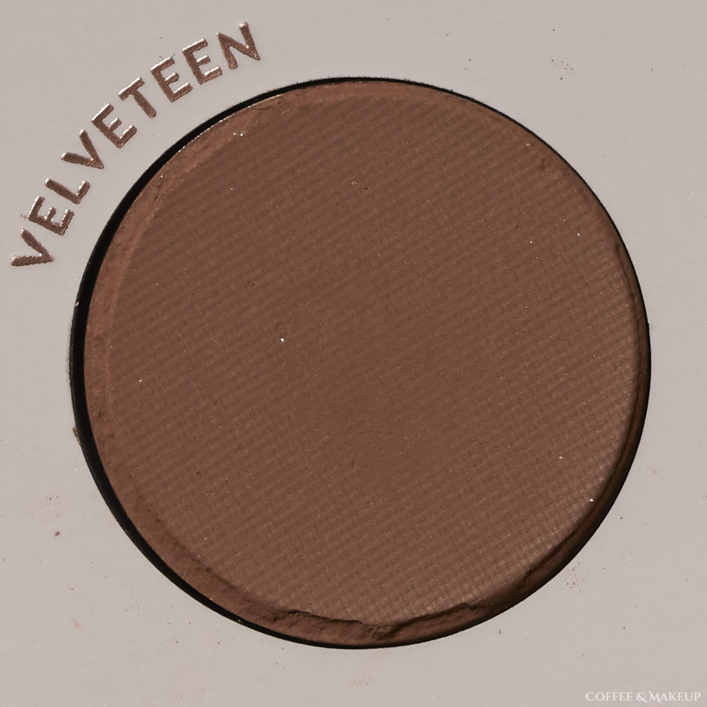 Velveteen | ColourPop Bare Necessities Palette