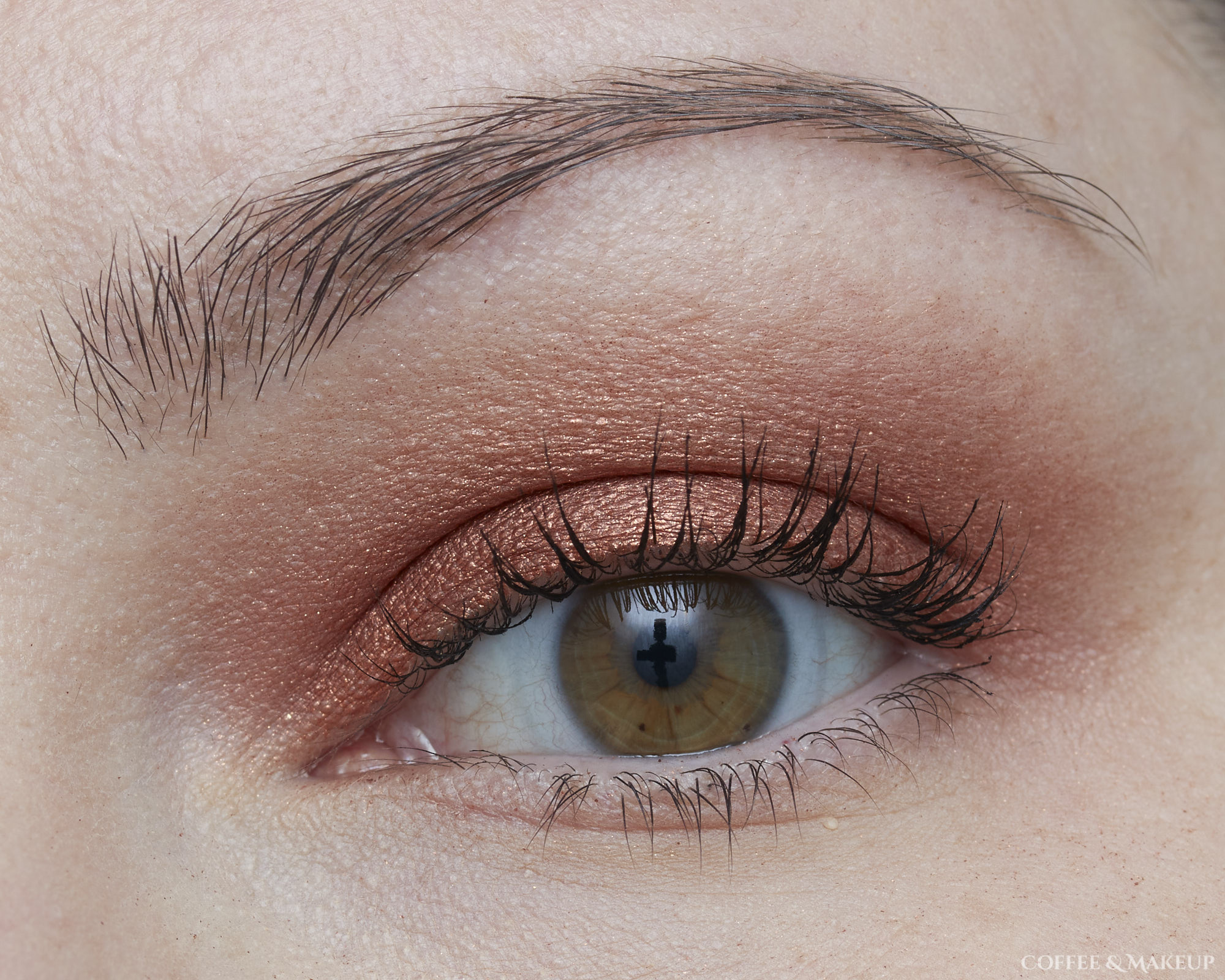 ColourPop Bare Necessities Palette Look