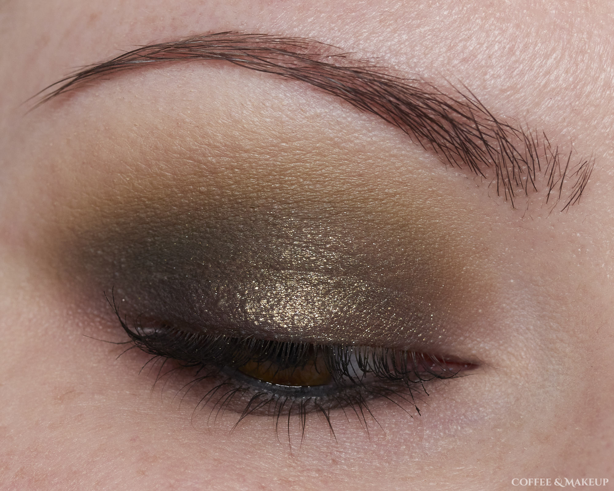 Makeup Geek Eyeshadow Look #1