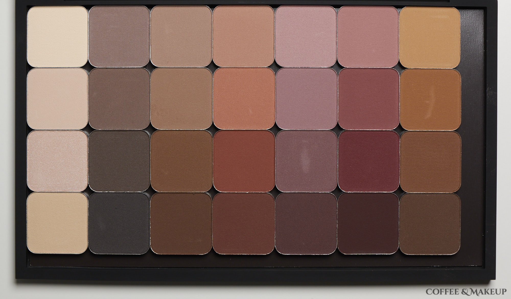 Makeup Geek Matrix Neutral Palette | Makeup Geek Eyeshadows