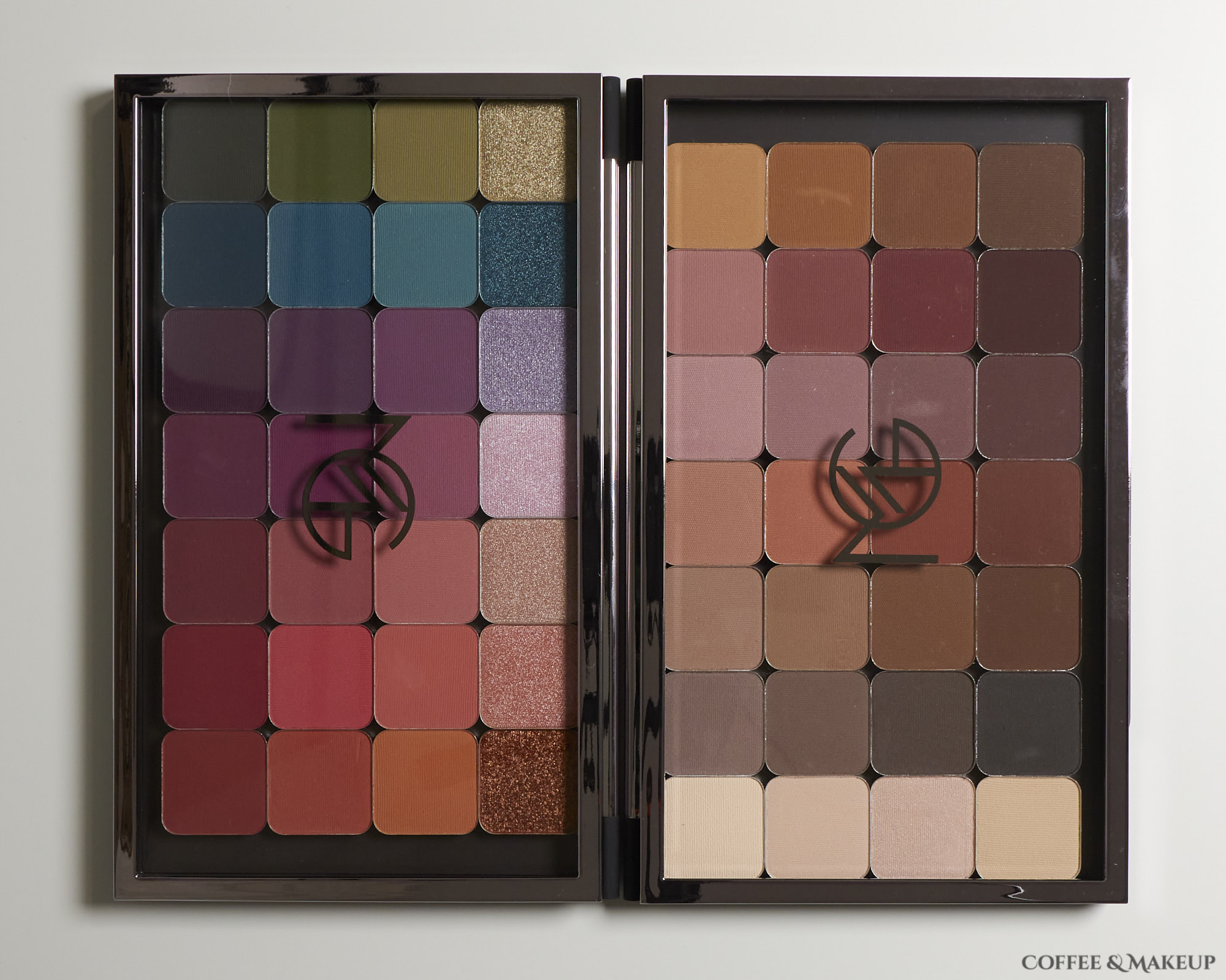 Makeup Geek Matrix Palettes | Makeup Geek Eyeshadows