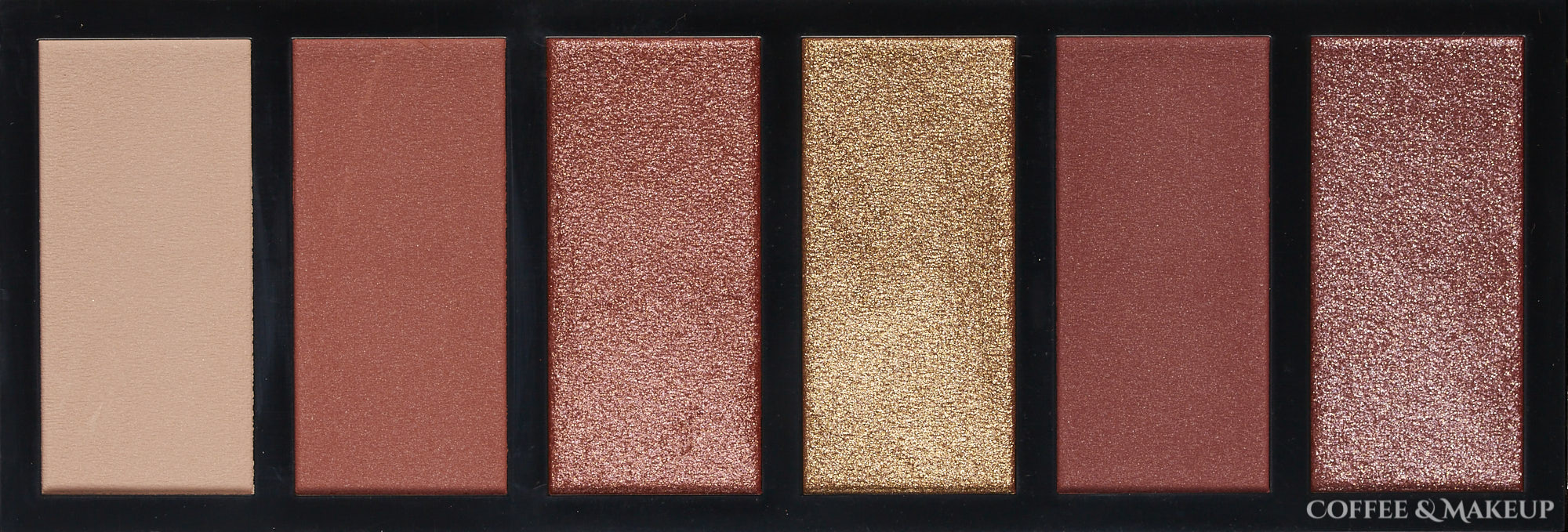 Milani Burning Desire Most Wanted Eyeshadow Palette