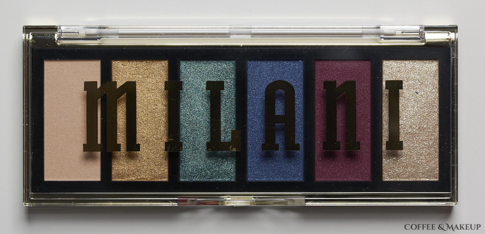 Milani Jewel Heist Most Wanted Eyeshadow Palette