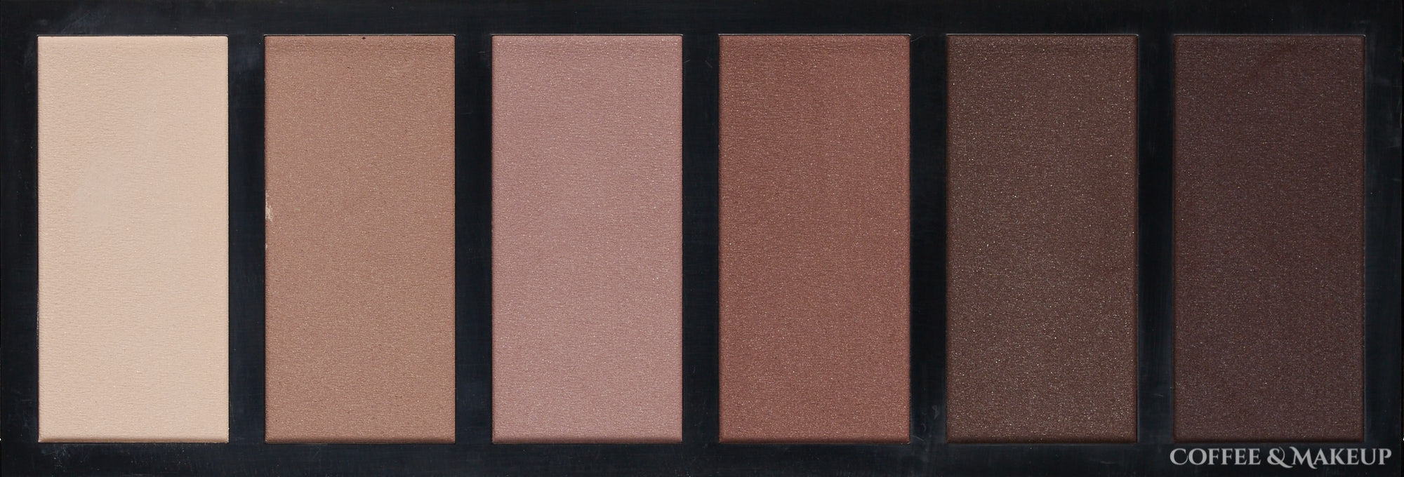 Milani Partner In Crime Most Wanted Eyeshadow Palette