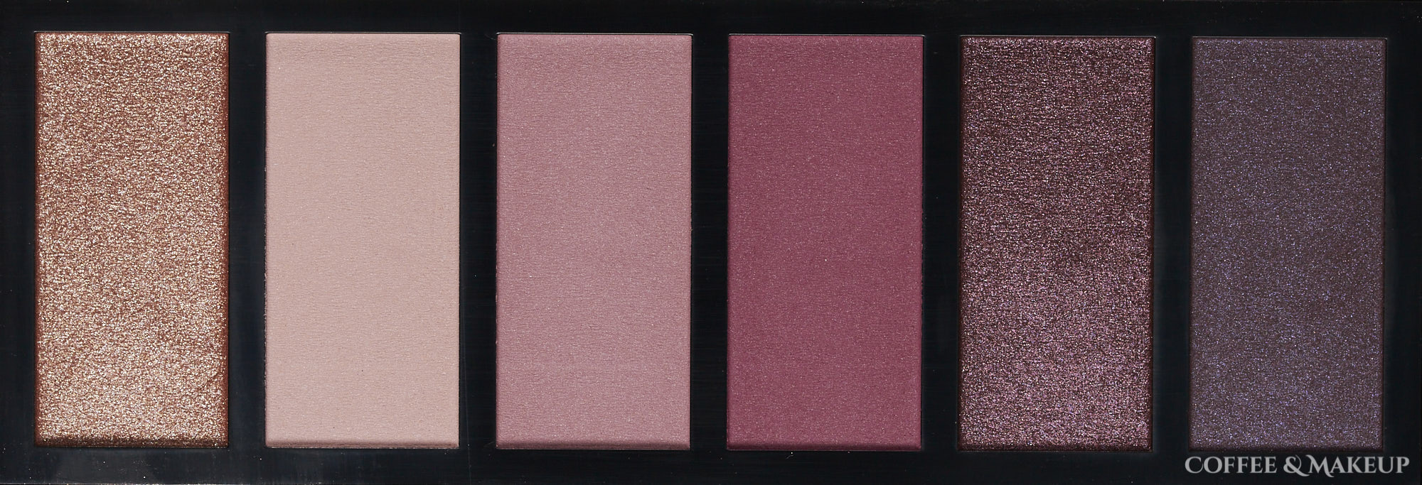 Milani Rosy Revenge Most Wanted Eyeshadow Palette