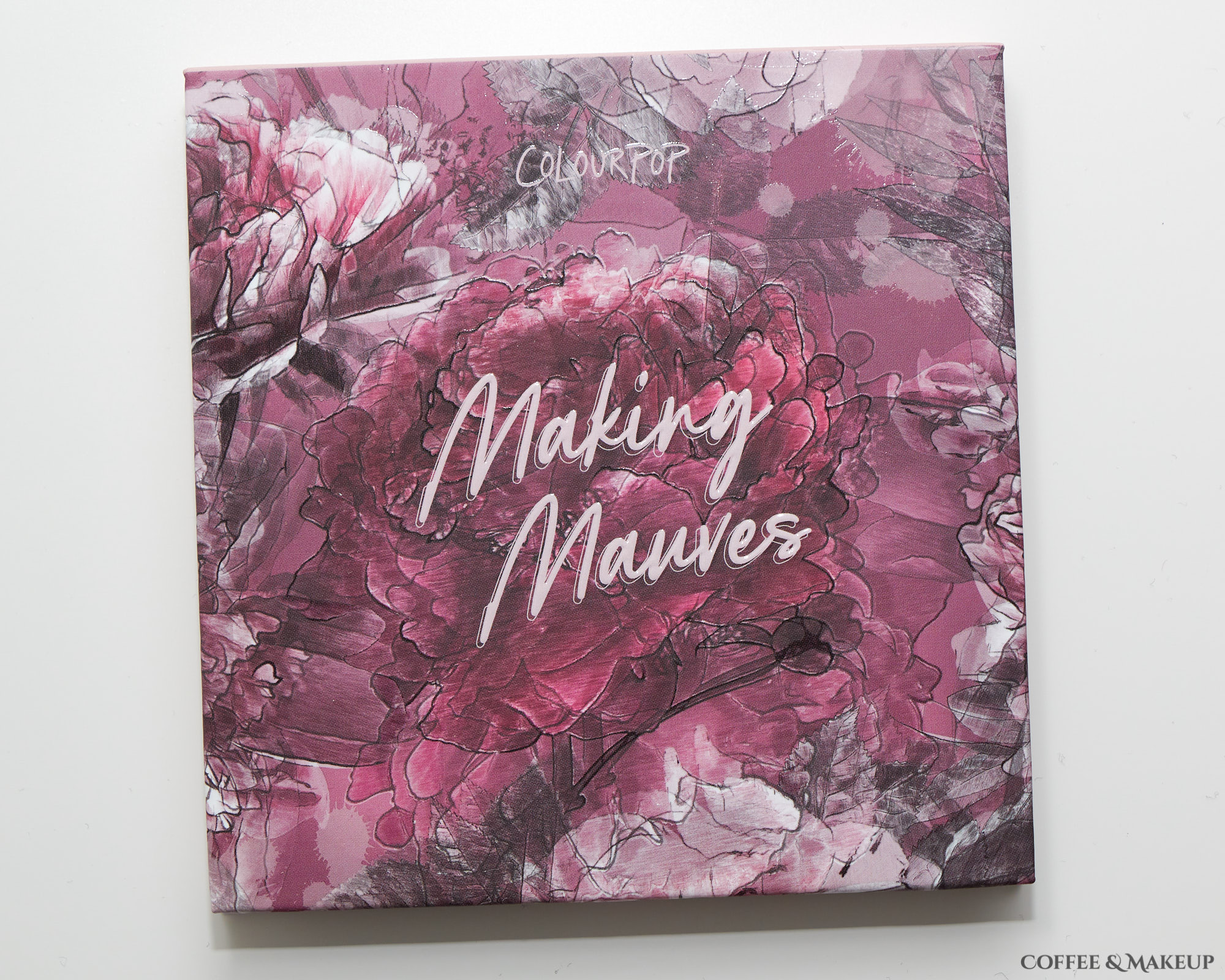 ColourPop Making Mauves Palette