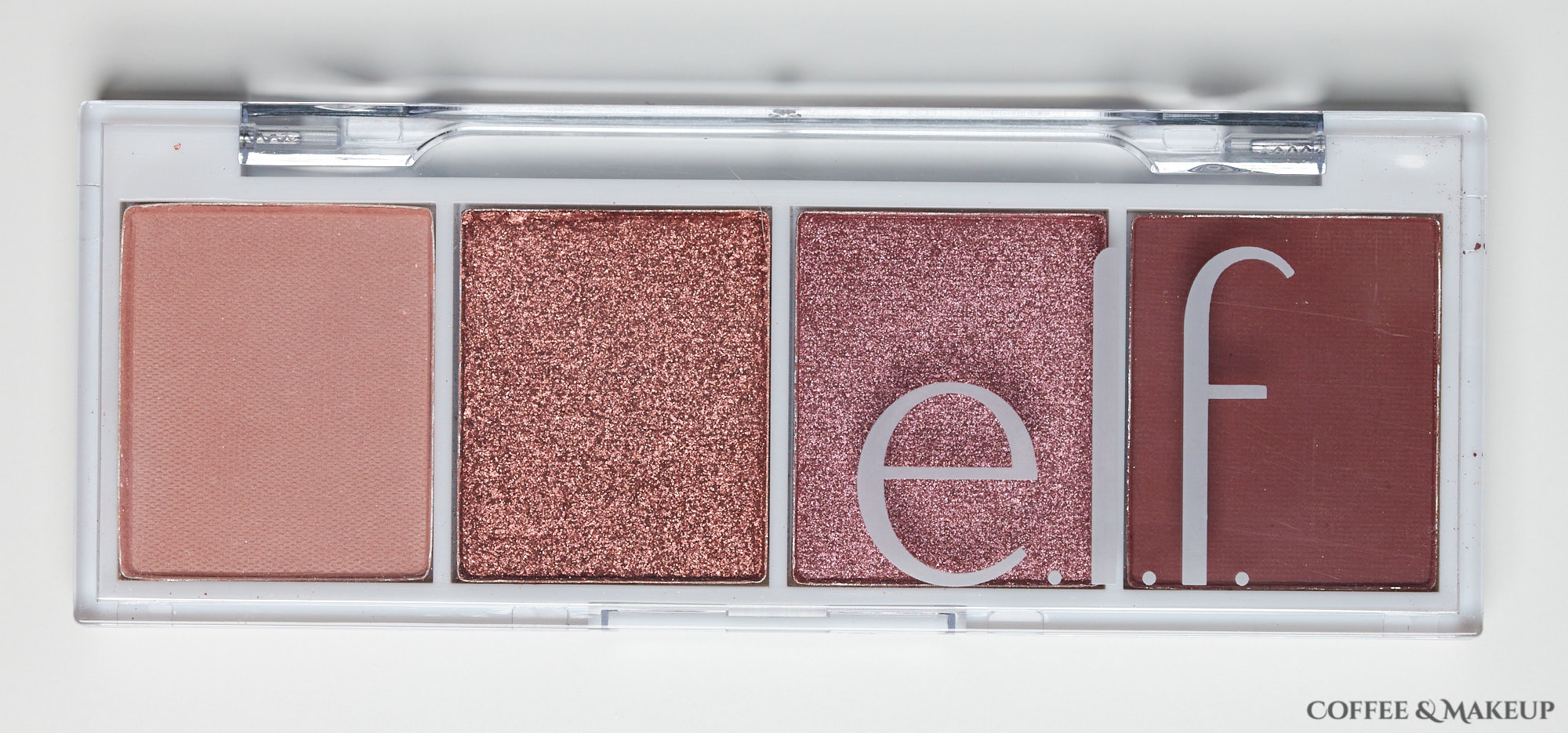 Elf Bite Size Eyeshadow Palette - Berry Bad