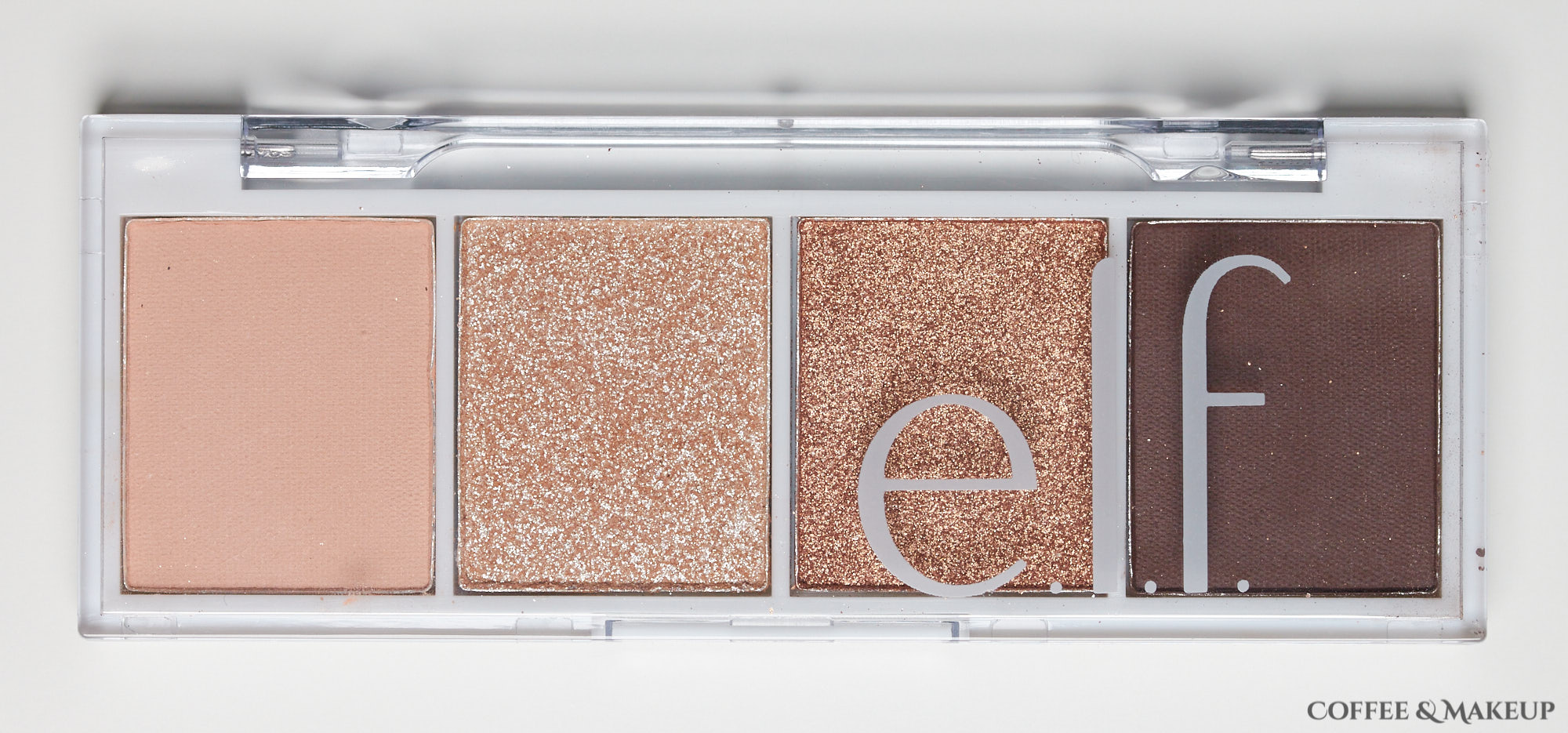 Elf Cream & Sugar Bite Size Eyeshadow Palette