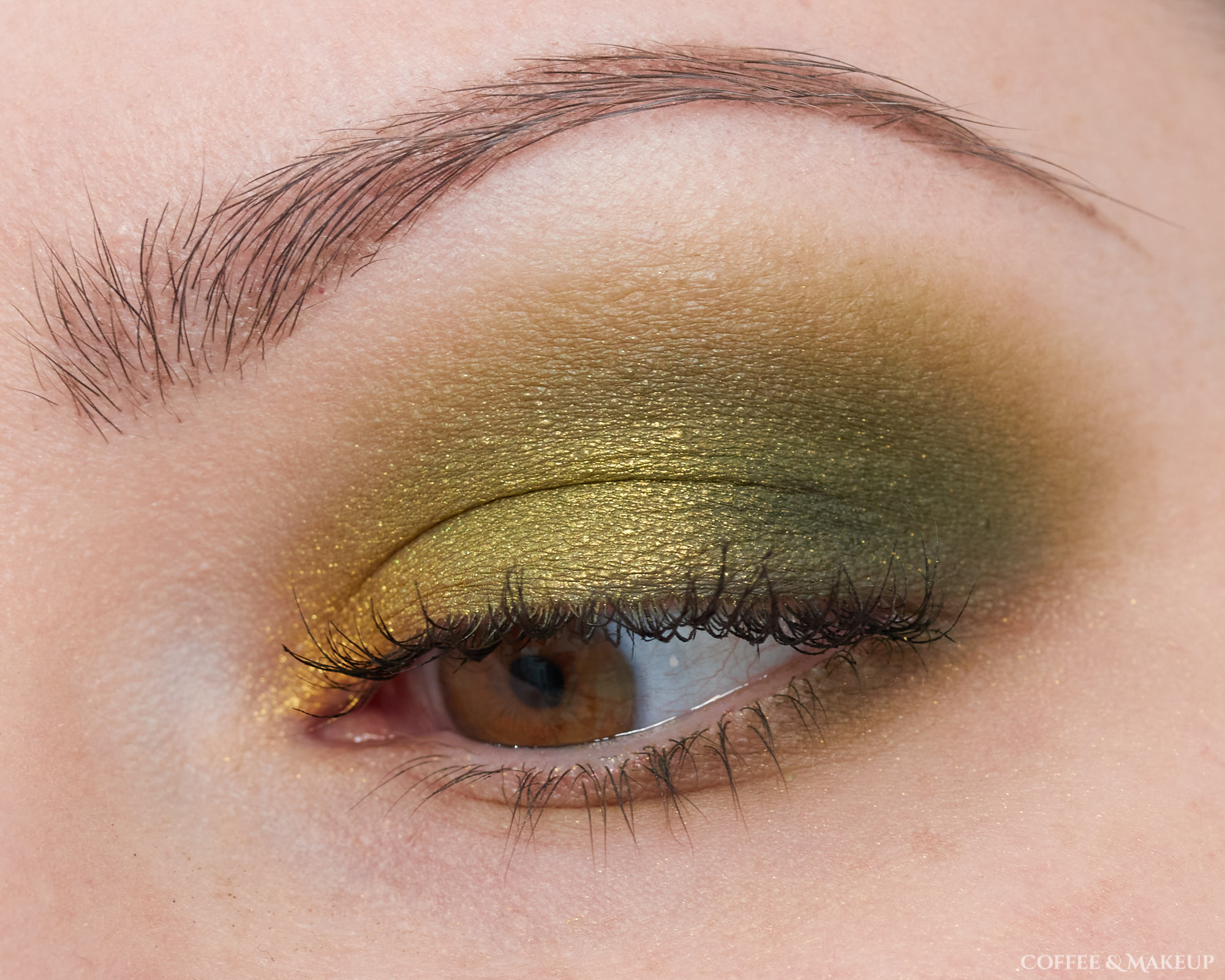 Elf Bite Size Eyeshadow Look #5