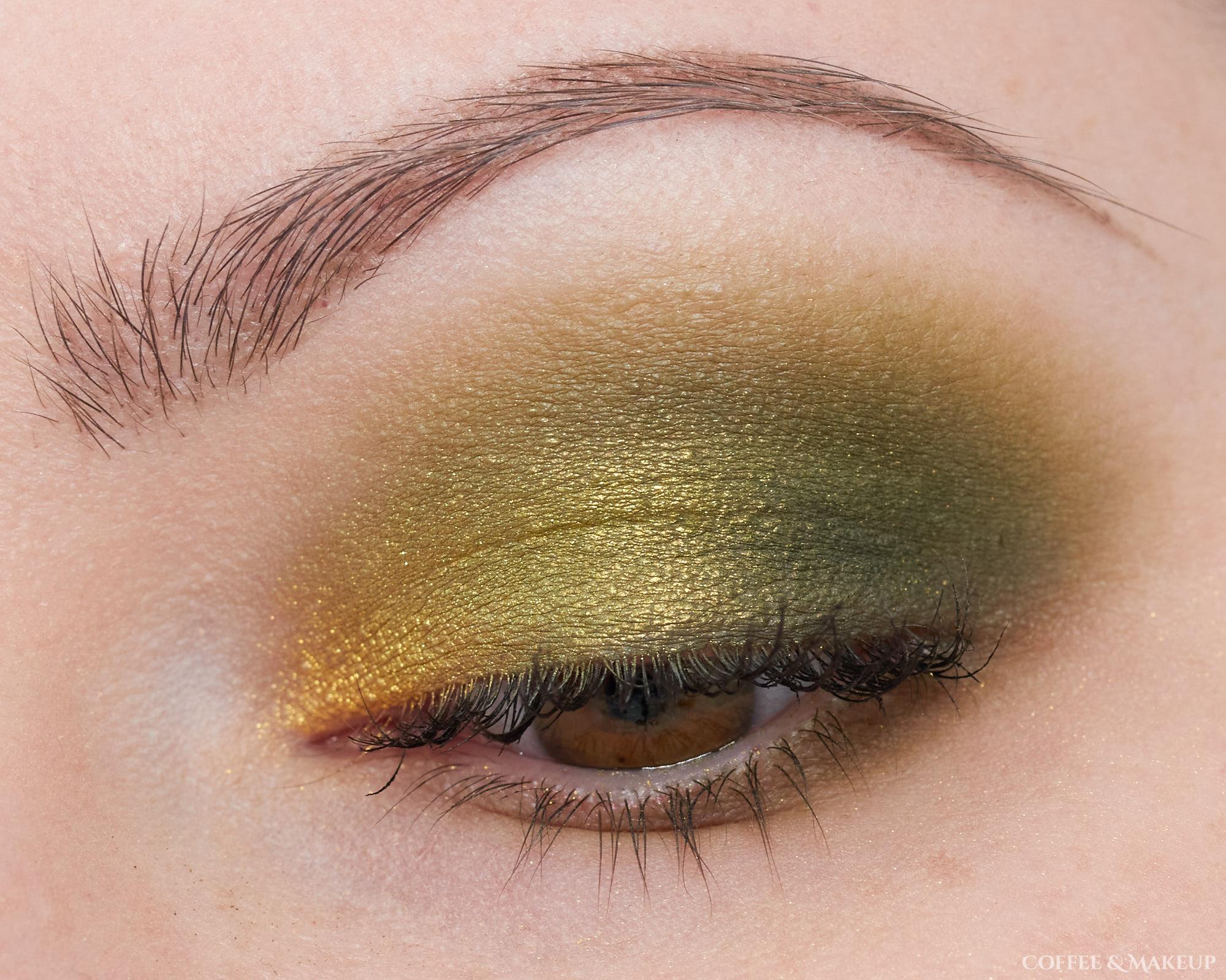 Elf Bite Size Eyeshadow Look #5