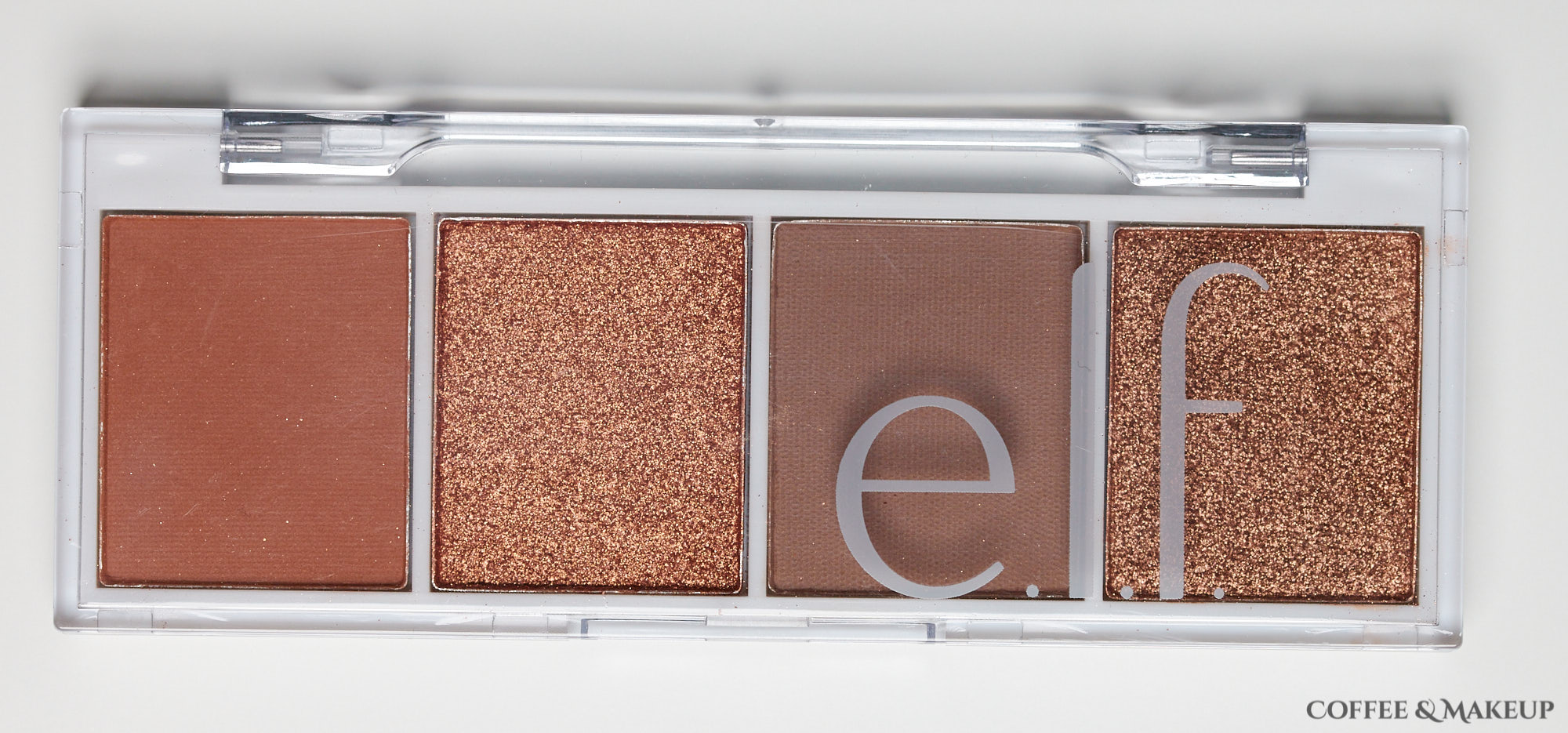 Elf Pumpkin Pie Bite Size Eyeshadow Palette