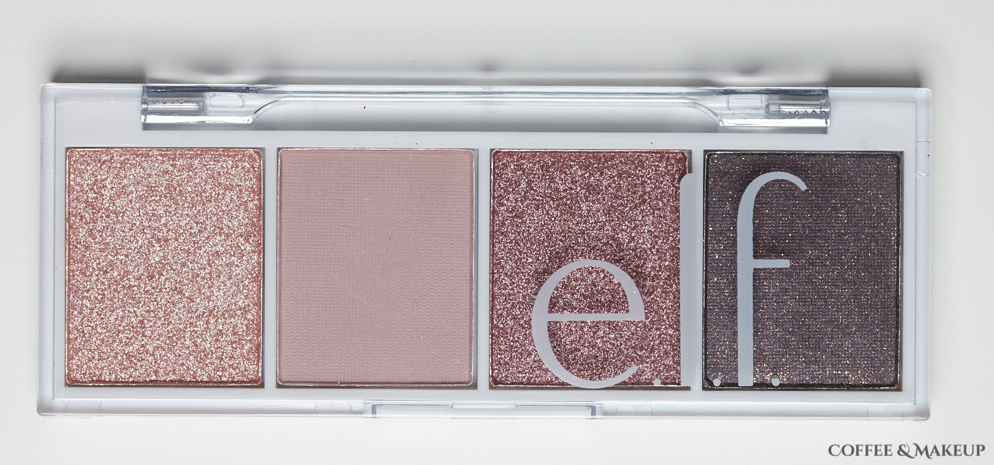 Elf Bite Size Eyeshadow Palette - Rose Water