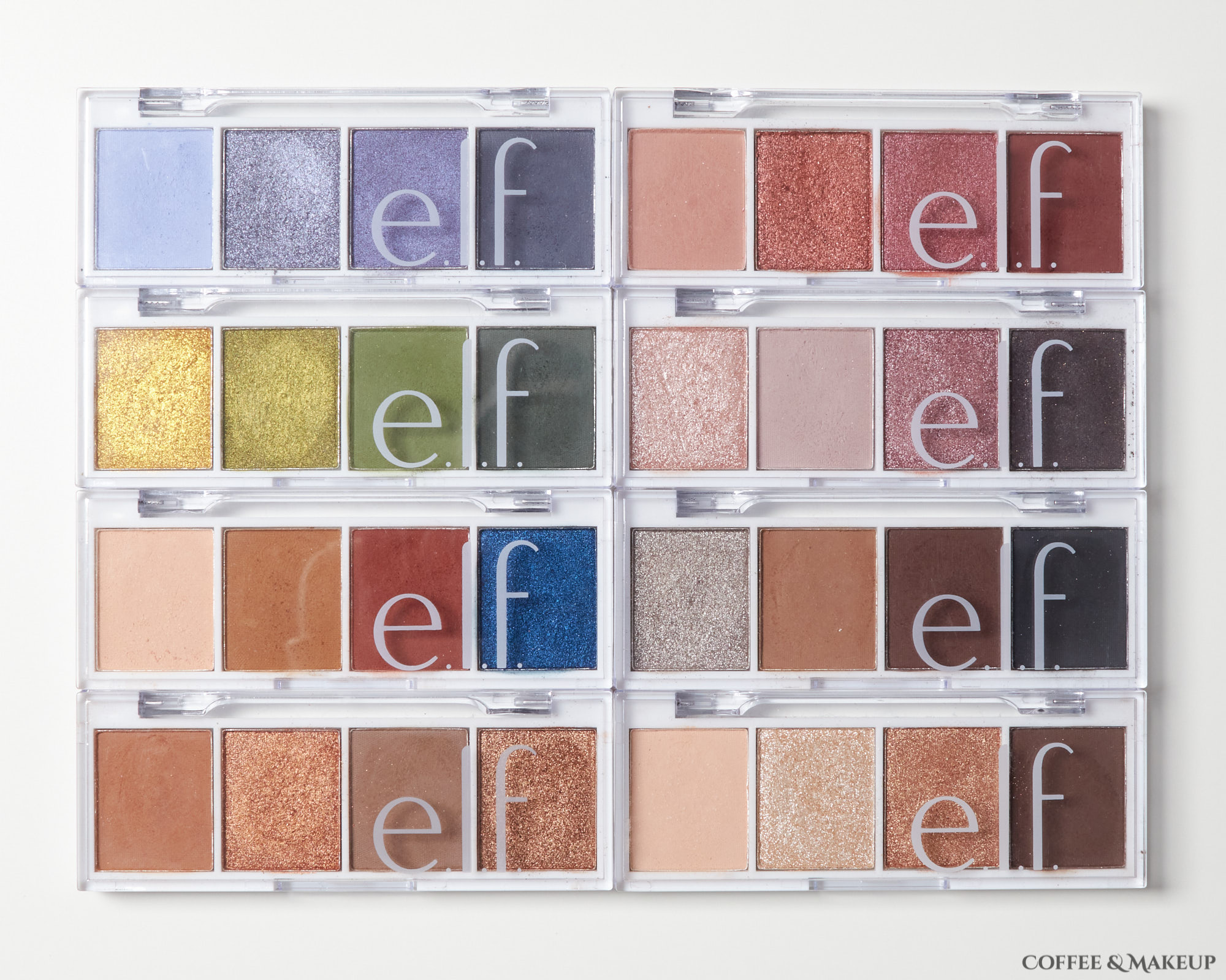Elf Bite Size Eyeshadows