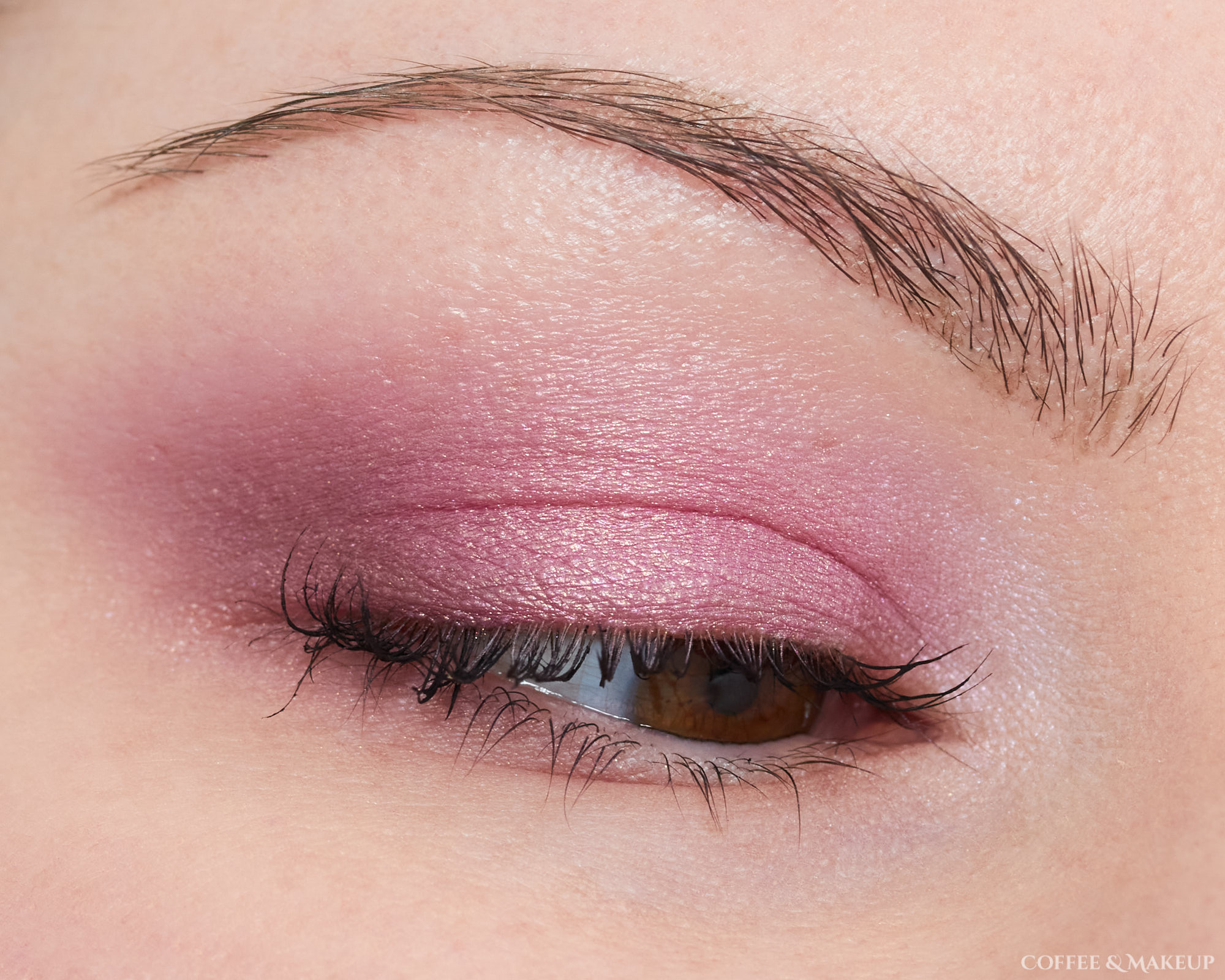 Light Purple Eyeshadow Look With ColourPop and Ofra