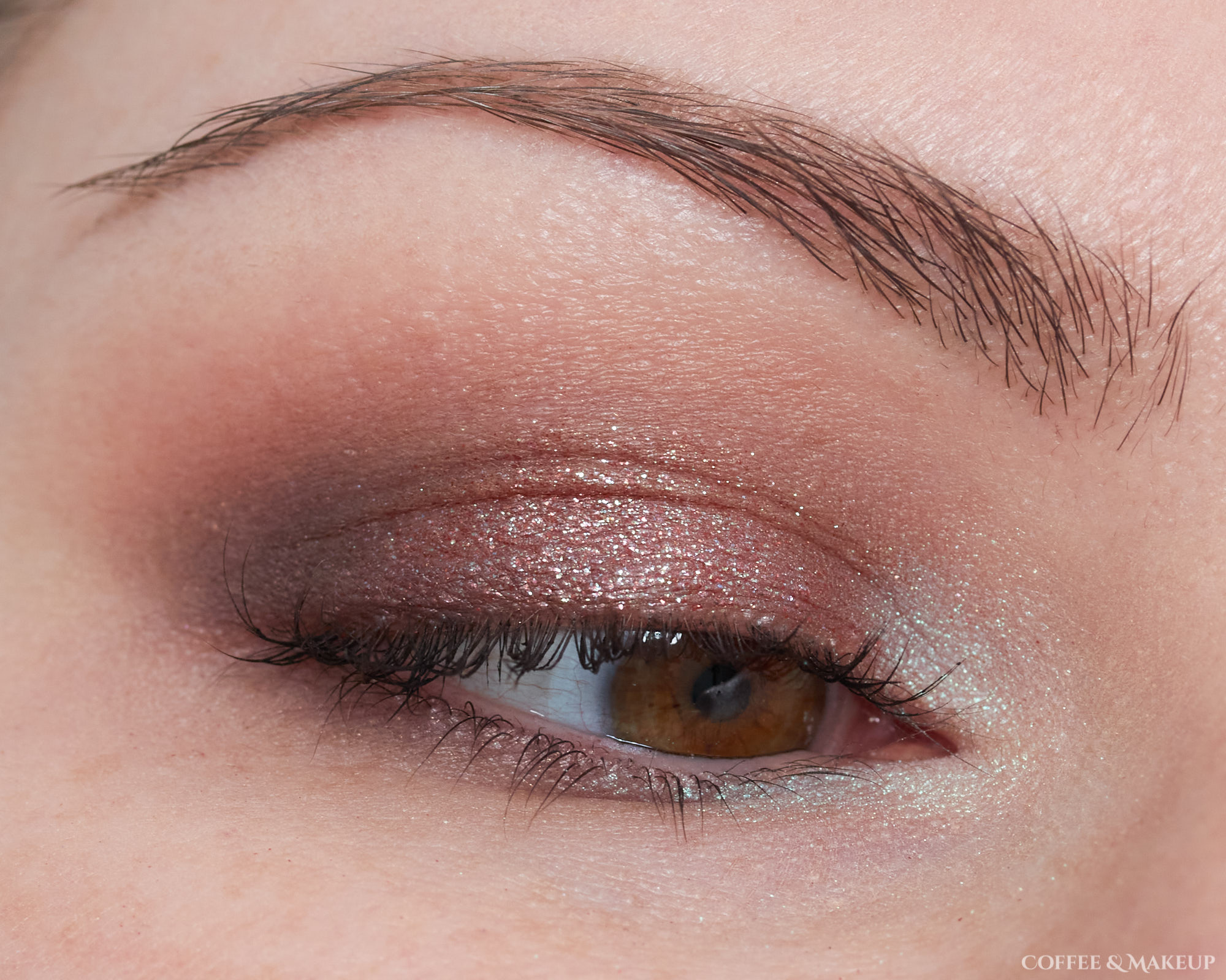 Urban Decay Naked Ultra Violet Look #2