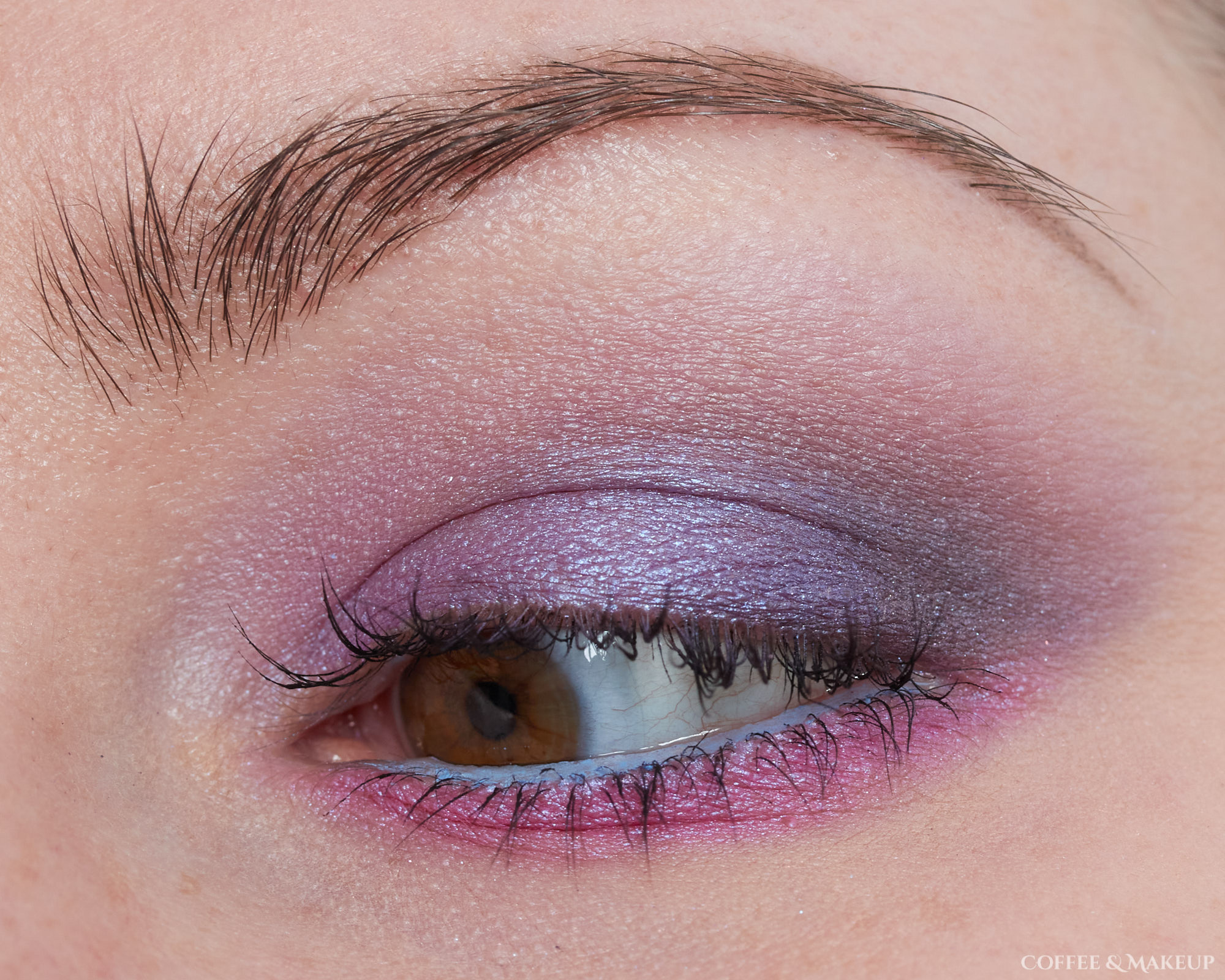 Urban Decay Naked Ultra Violet Look #3